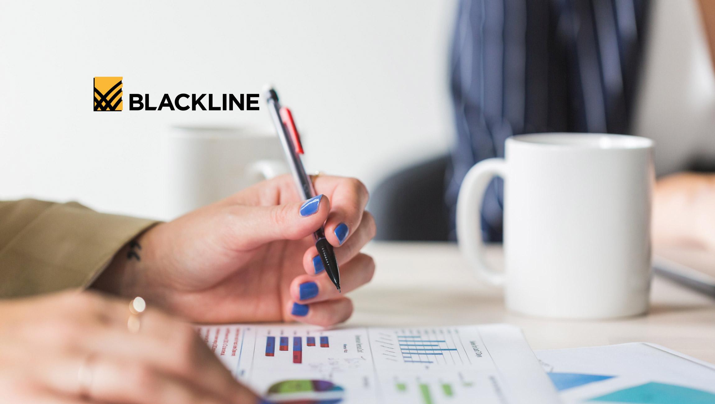 BlackLine Surpasses 1,000 Customers Running On Oracle ERPs