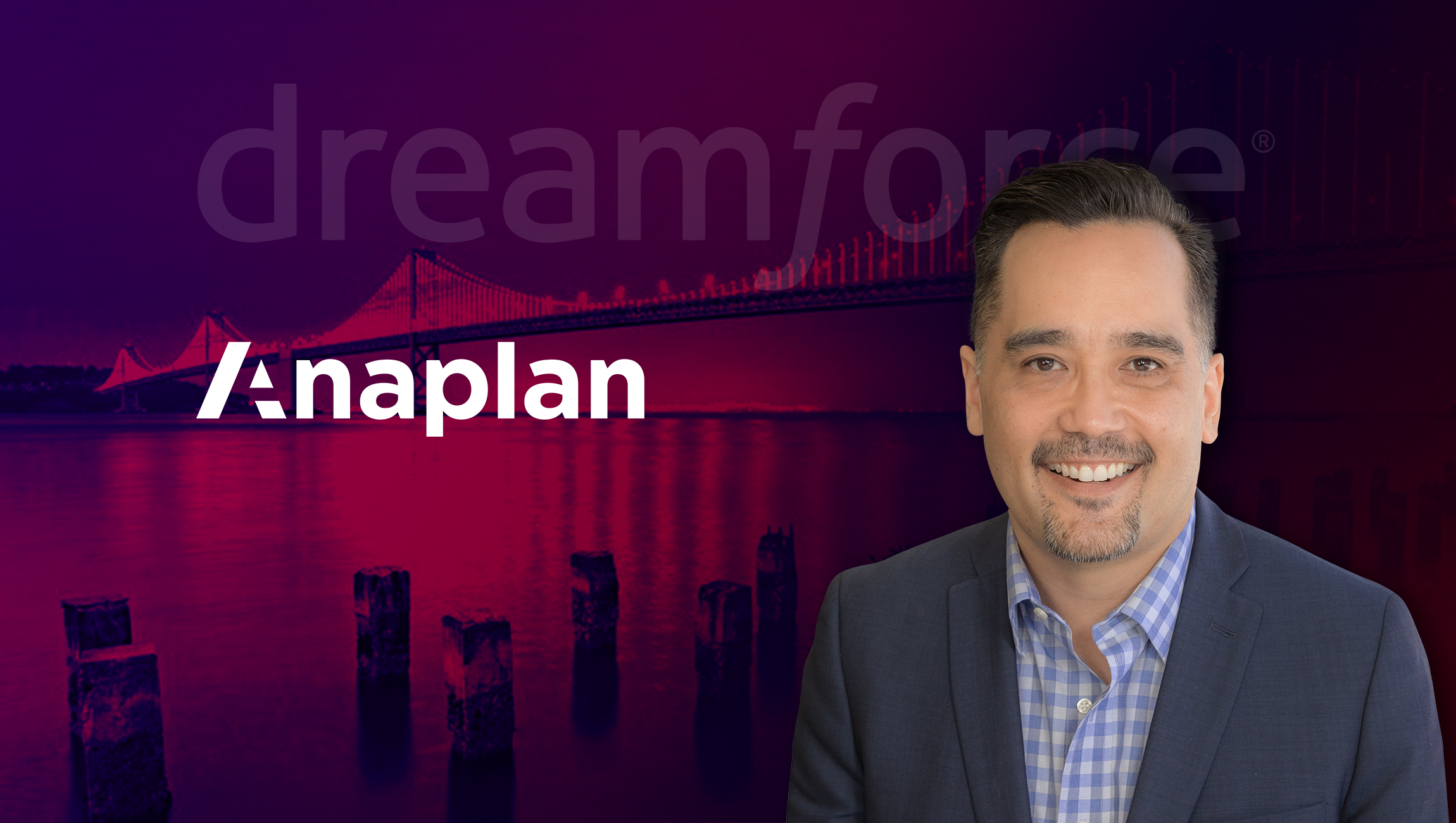 Dreamforce with Jason Loh,Global Head of Sales Solutions atAnaplan