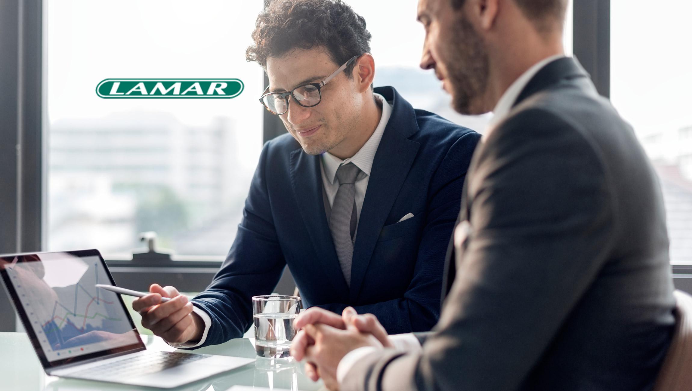 Lamar Advertising Company Acquires Five New Markets & Announces 2019 Distribution Plan