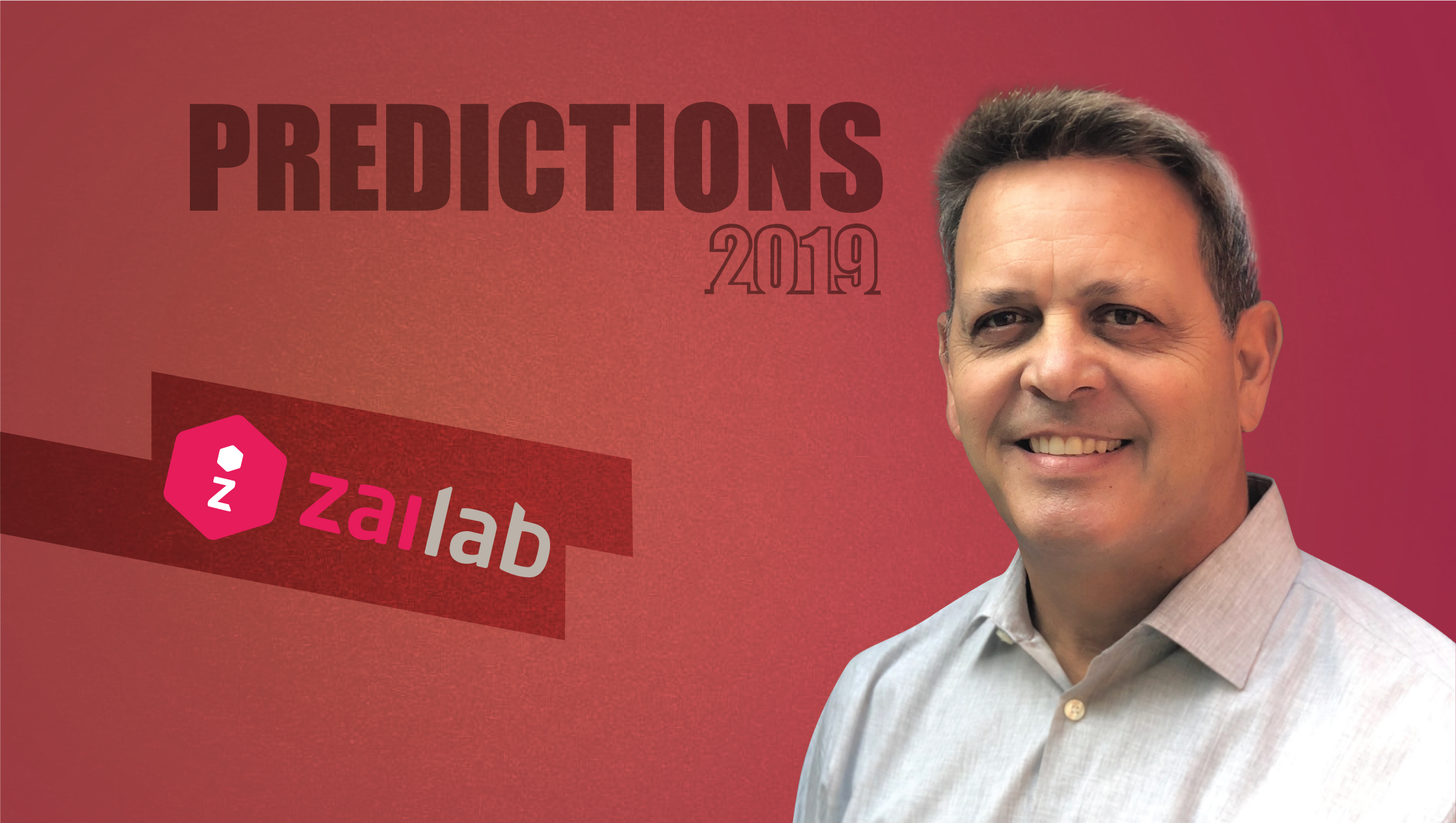 Salestech Predictions 2019: Interview With Micheal Cibelli, SVP of Sales at Zailab