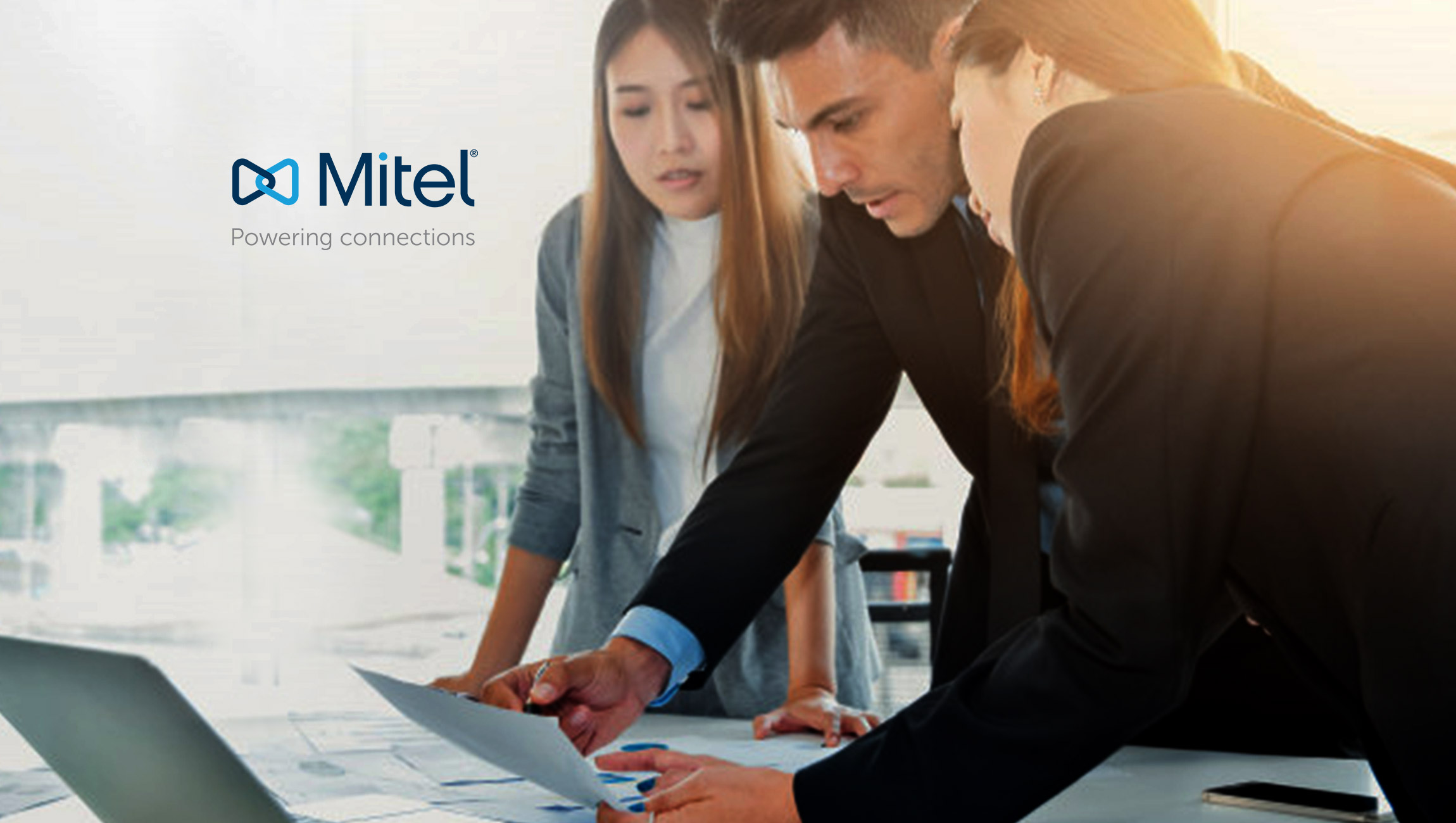 Mitel Appoints Lou McElwain Senior Vice President of Americas Unified Communications Sales