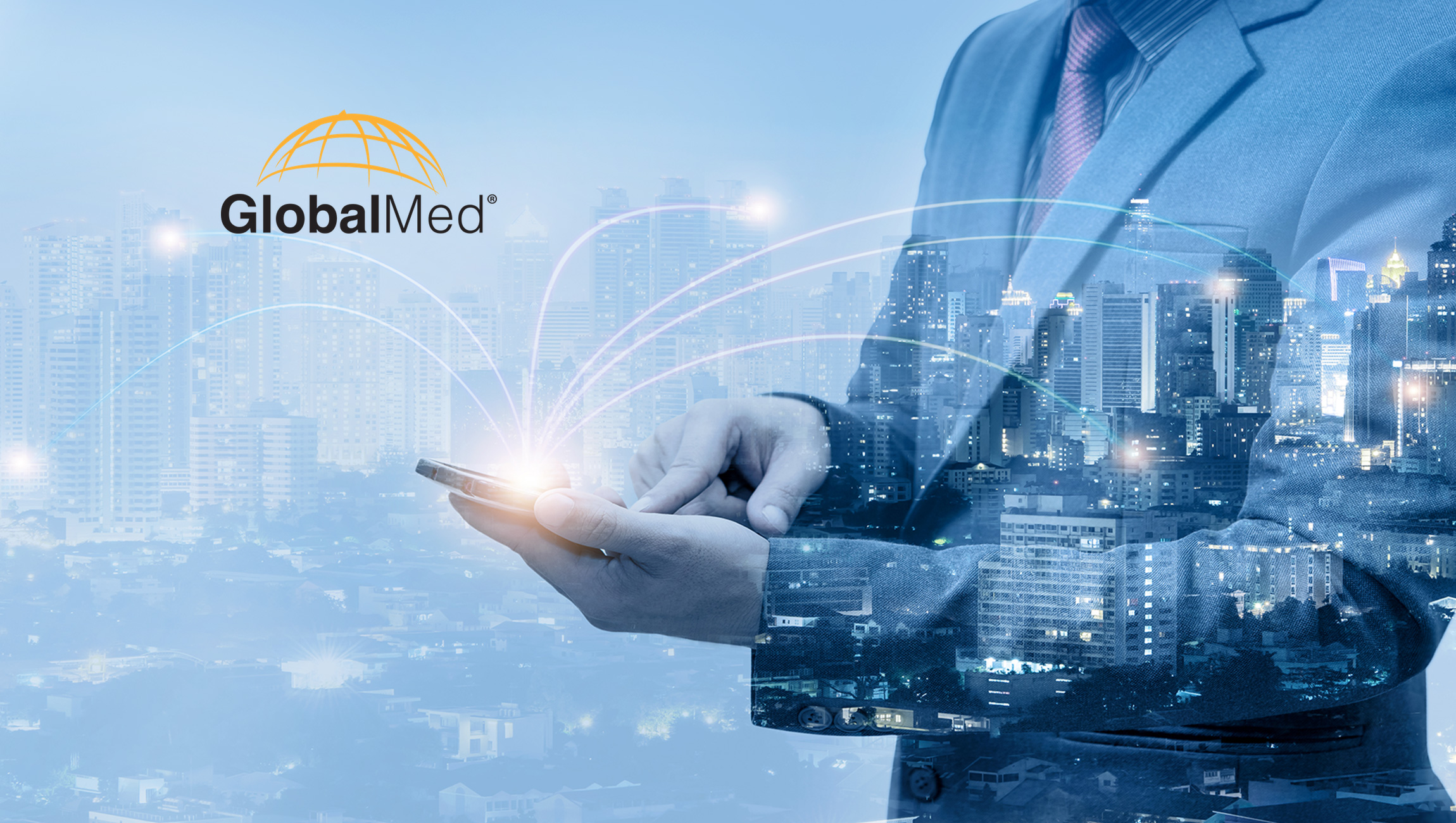 IOT, Cloud, Security Leader Scott Sullivan Joins GlobalMed as Chief Revenue Officer and SVP of Worldwide Sales
