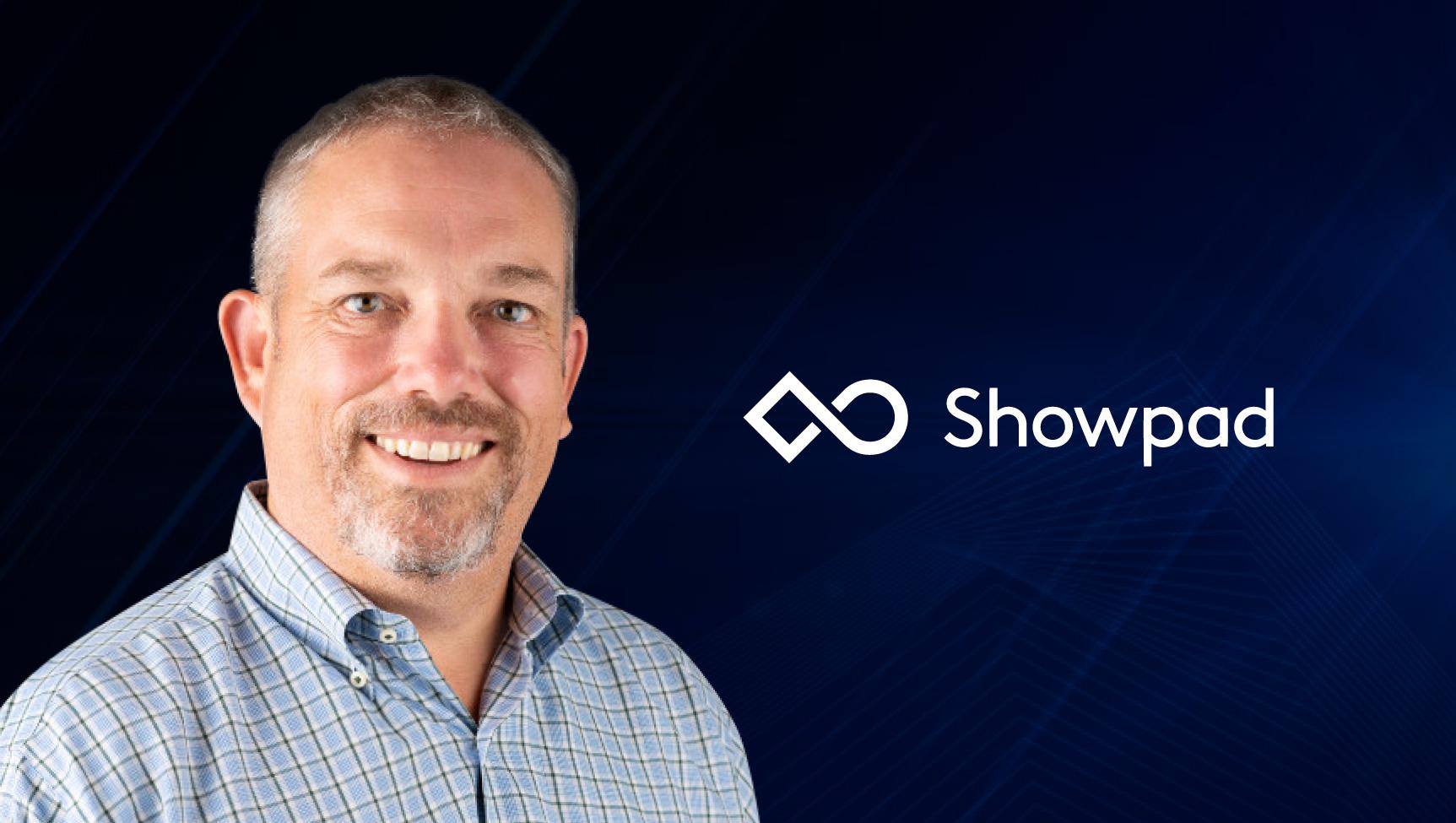 SalesTech Star Interview with Jason Holmes, COO, Showpad