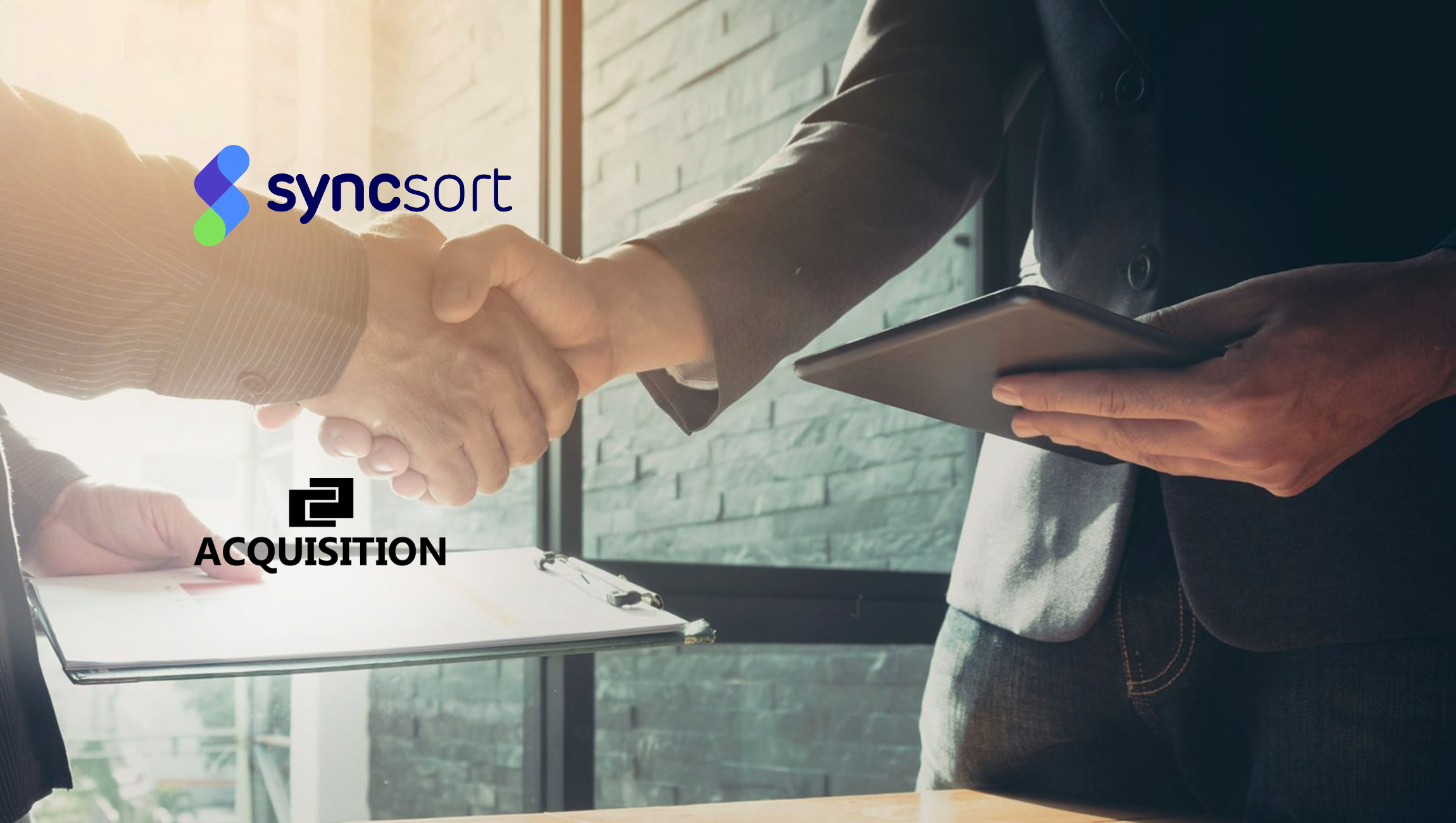 Syncsort Completes Acquisition of the Pitney Bowes Software and Data Business