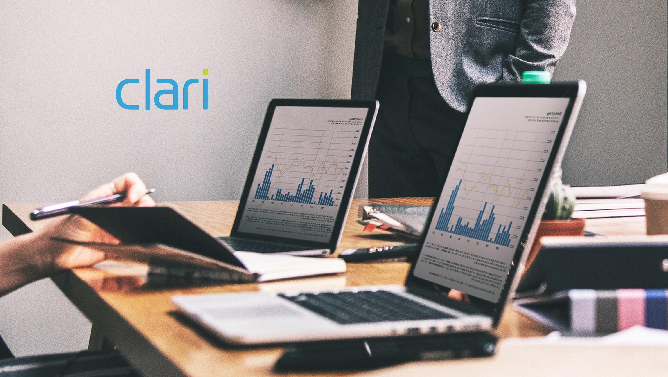 Clari Extends Its Revenue Intelligence Portfolio with Relationship Insights
