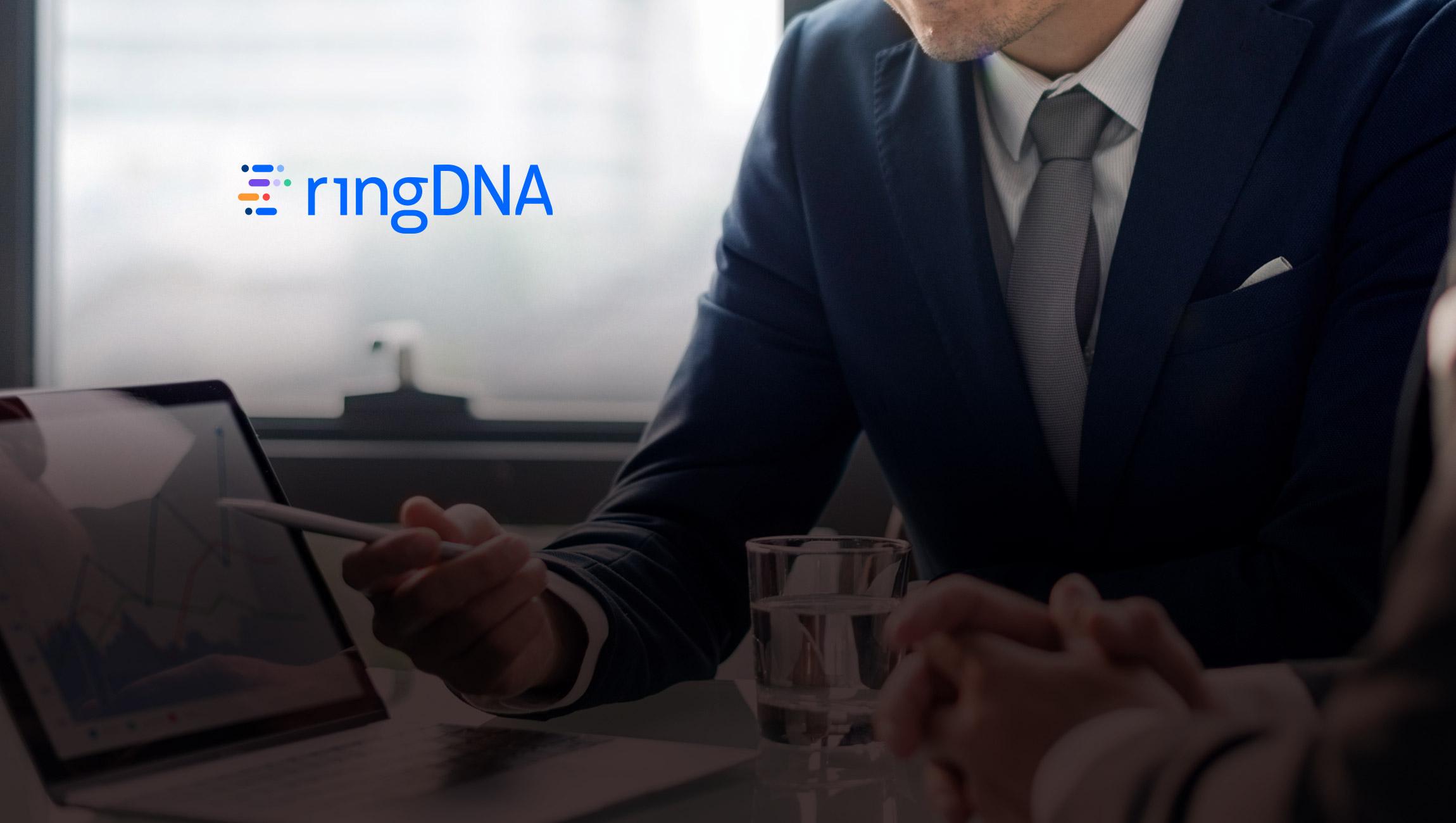 ringDNA Named a Cool Vendor by Gartner