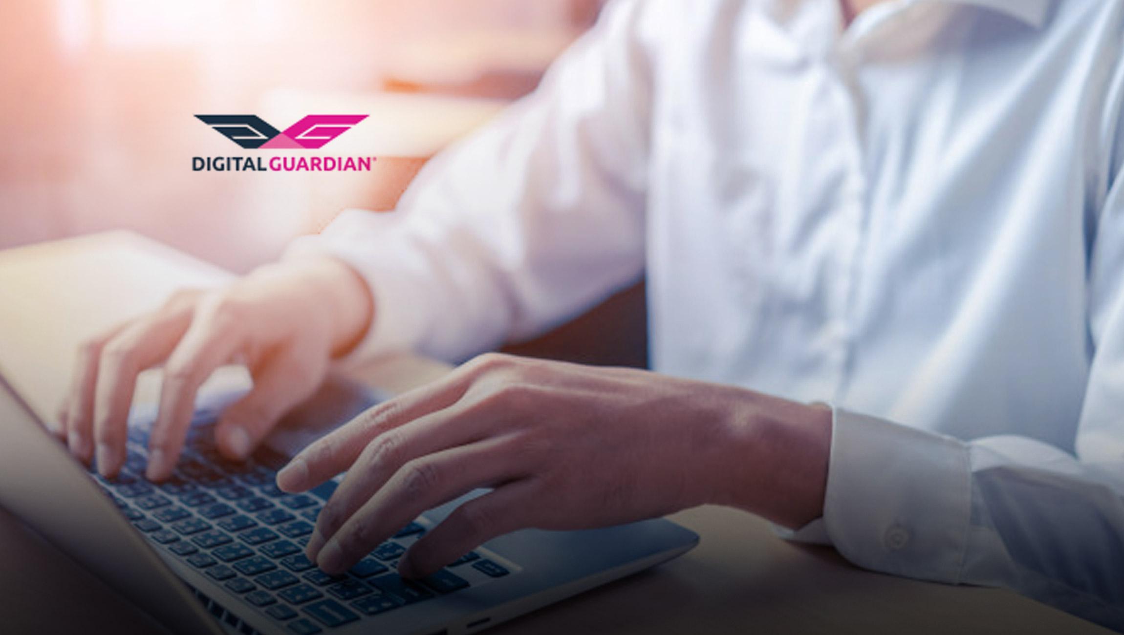 Digital Guardian Delivers Enterprise Data Loss Prevention for Microsoft Teams