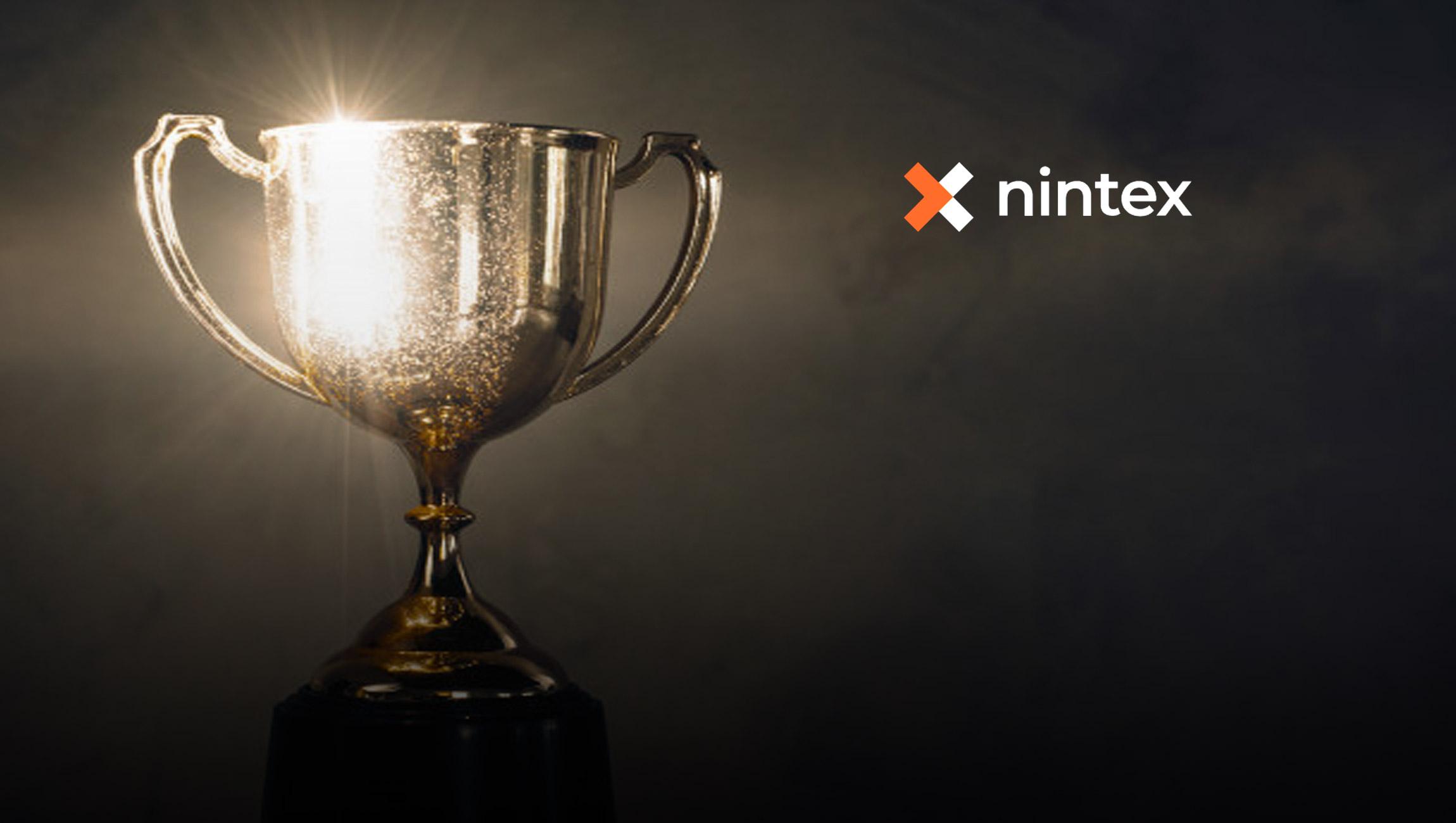 Nintex Honours 18 Organisations with 2021 Nintex Solution Innovation Awards