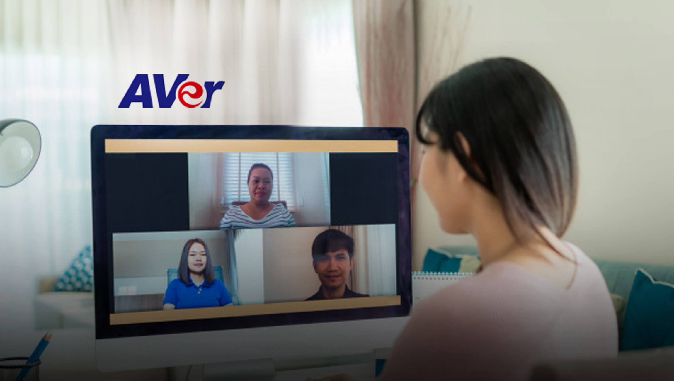 AVer Europe: The Importance of Good Lighting for Virtual Meetings