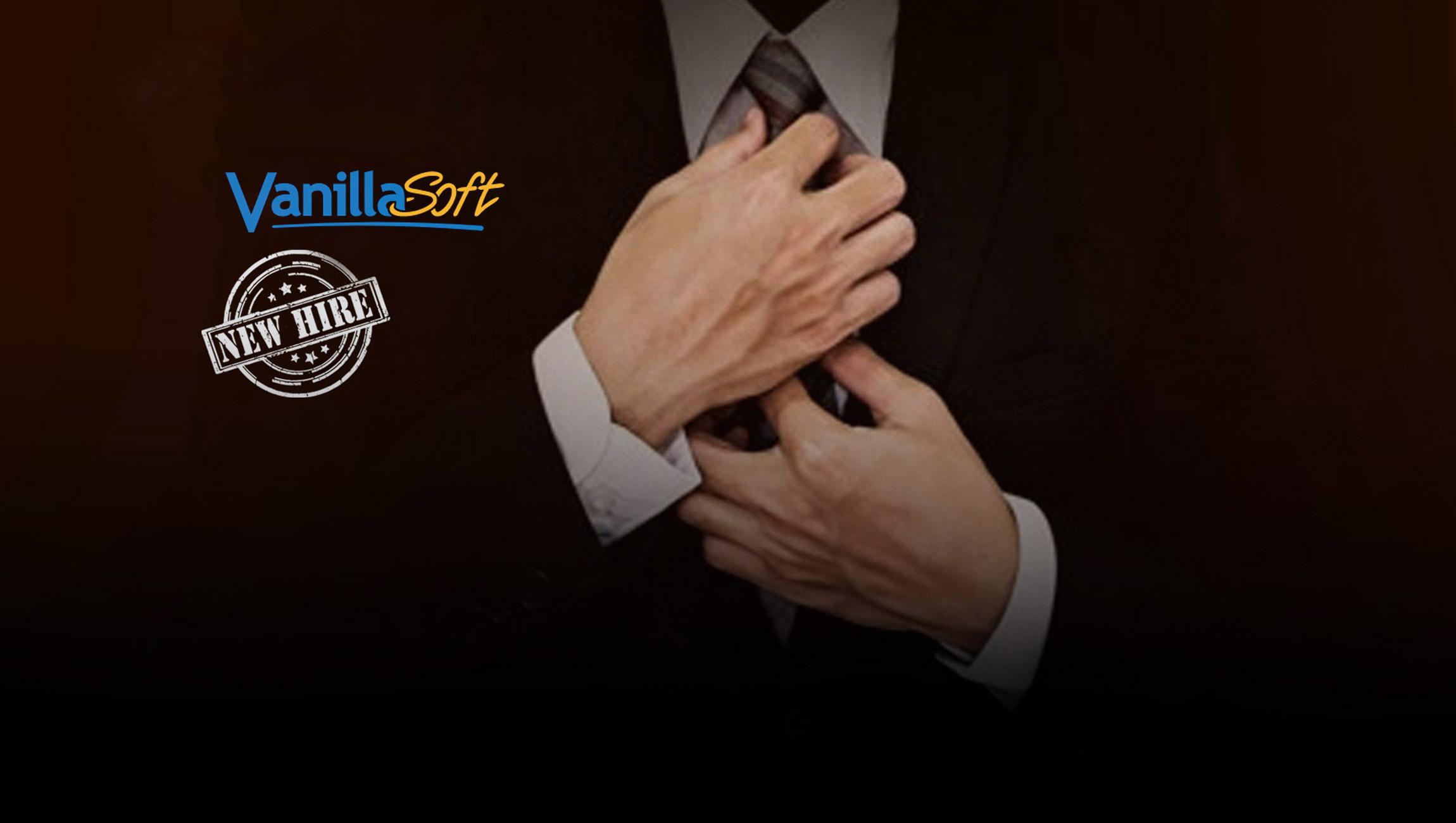 VanillaSoft Appoints Darryl Praill as Chief Revenue Officer