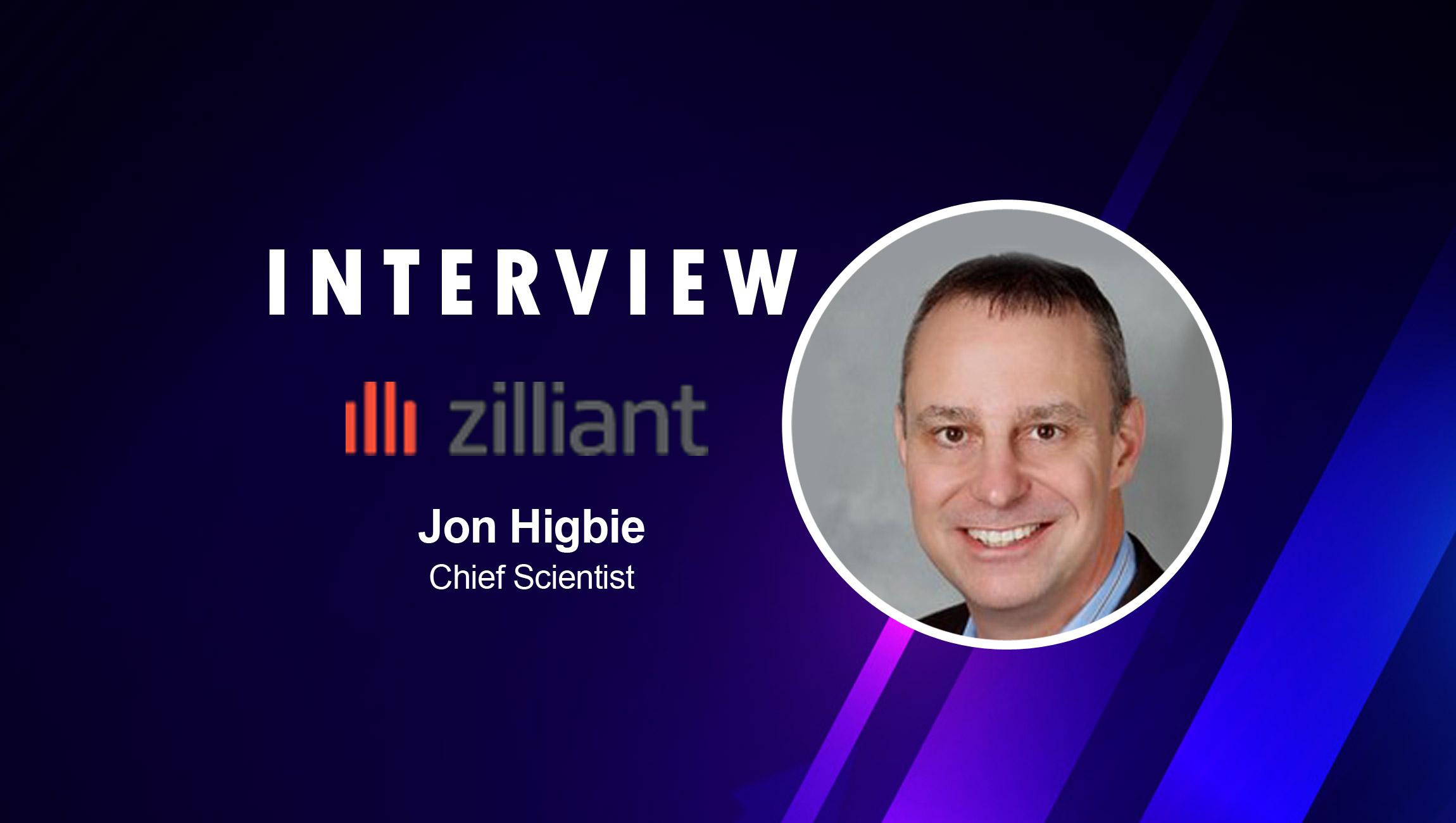 SalesTechStar Interview with Jon Higbie, Chief Scientist at Zilliant