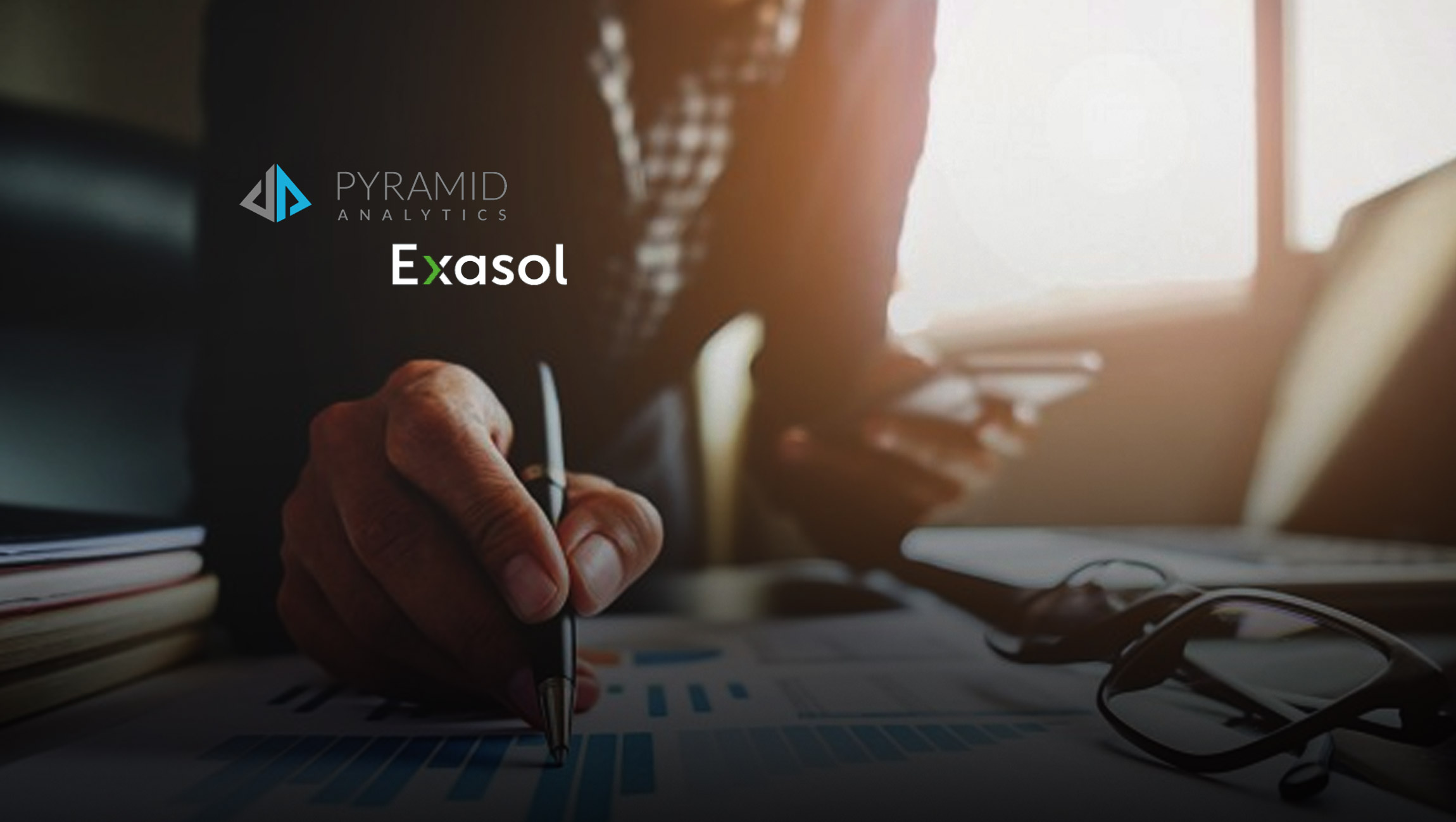 Exasol and Pyramid Analytics Join Forces to Put the End-User Experience Front and Center