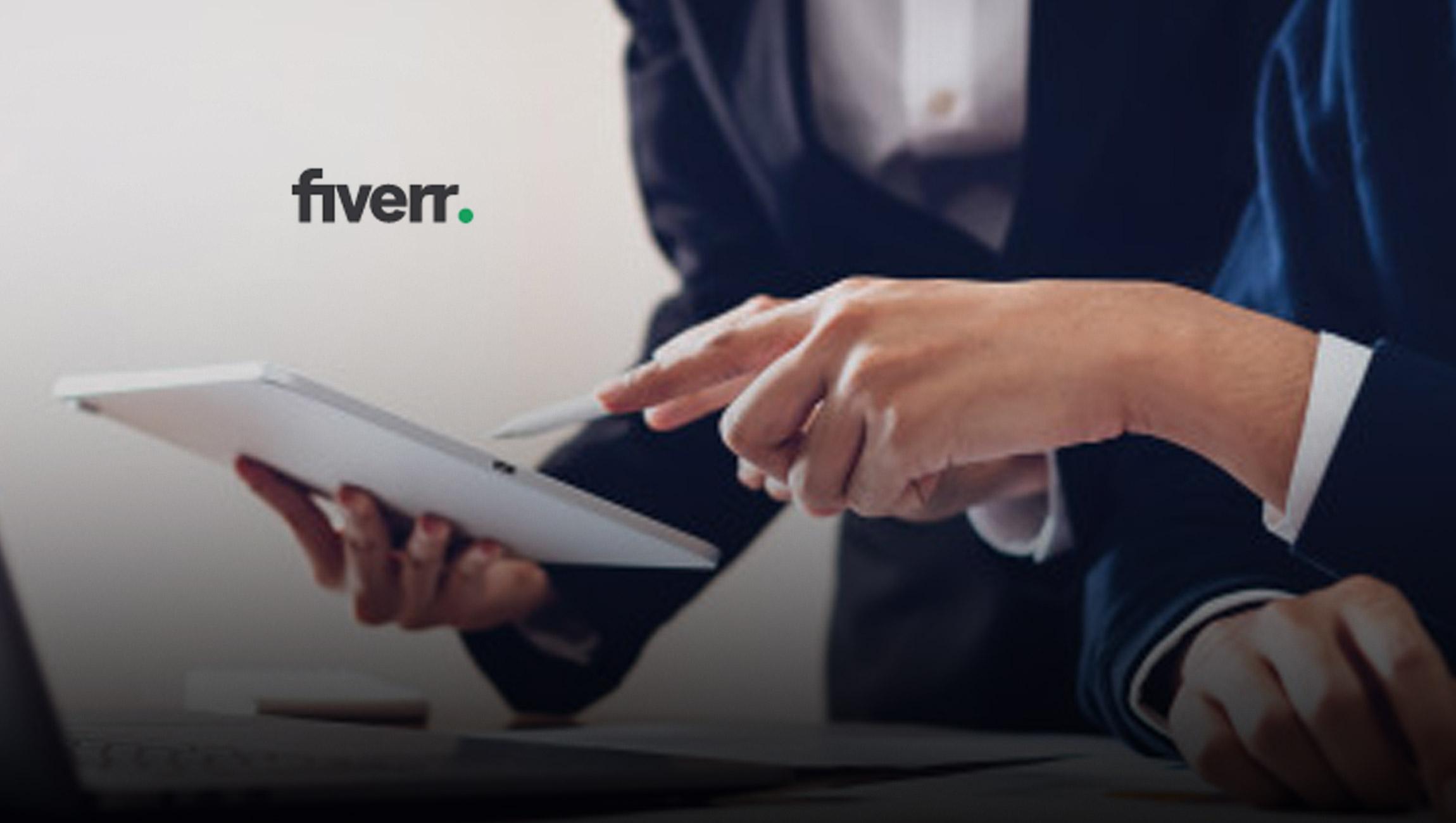 Fiverr Announces Inaugural Future Collective, a Business Accelerator Fellowship for Black Entrepreneurs