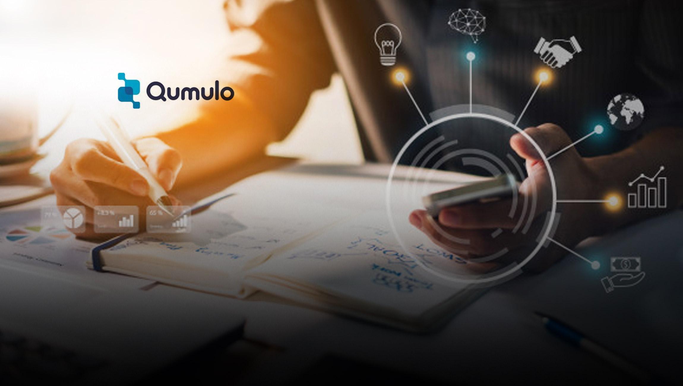 Qumulo Announces Native Support for Amazon Nimble Studio