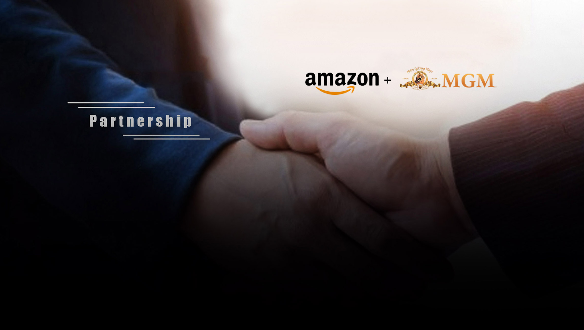 AWS Announces Partnership with MGM to Modernize its Media Supply Chain