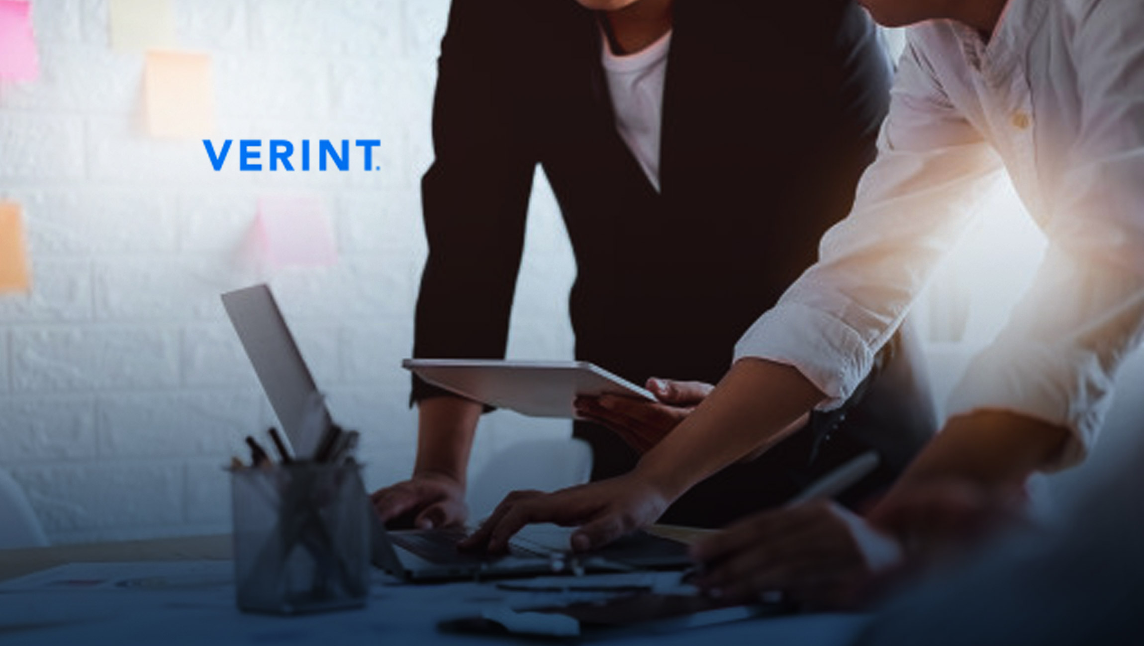 May Events Center on How Verint Cloud Technology Can Help Companies Achieve Boundless Customer Engagement