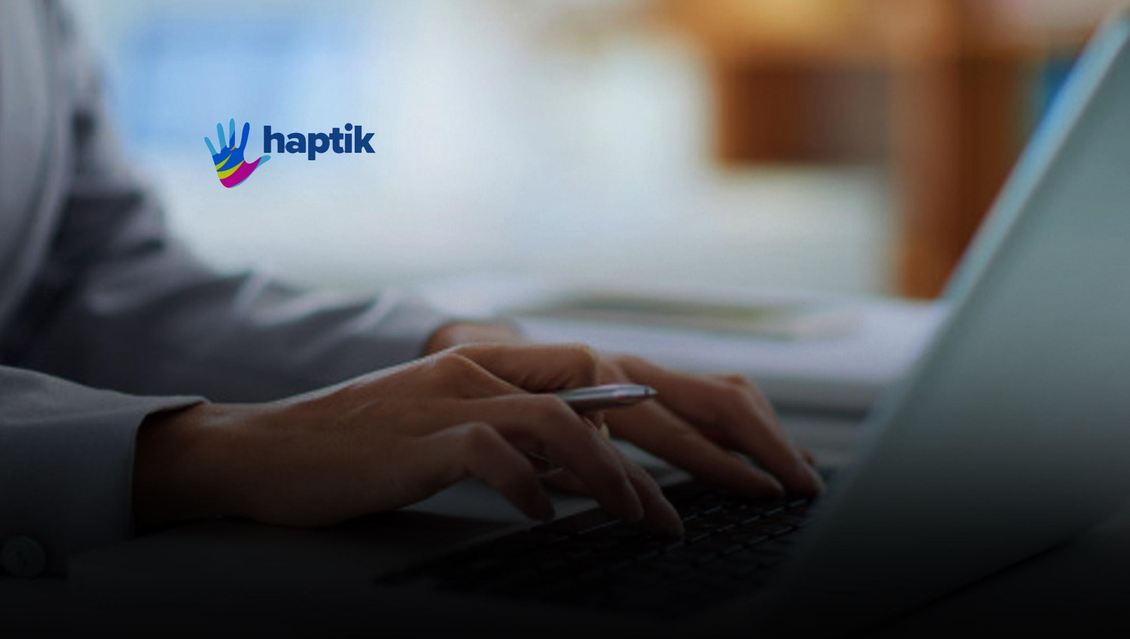 Haptik Announces Launch Of Buzzo: Voice Assistant for E-Commerce