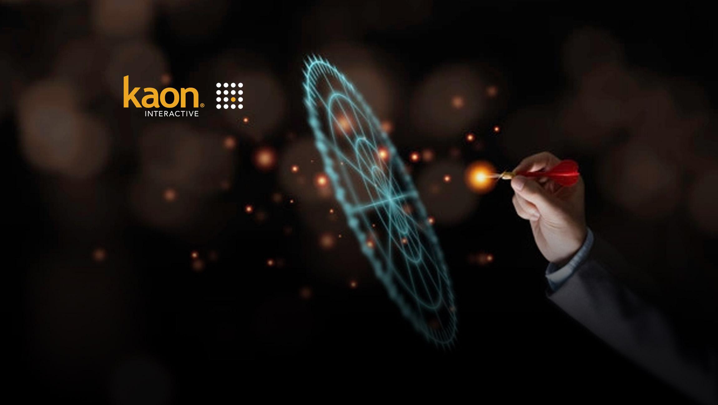 Kaon Interactive Revolutionizes Digital Sales and Marketing in 2020