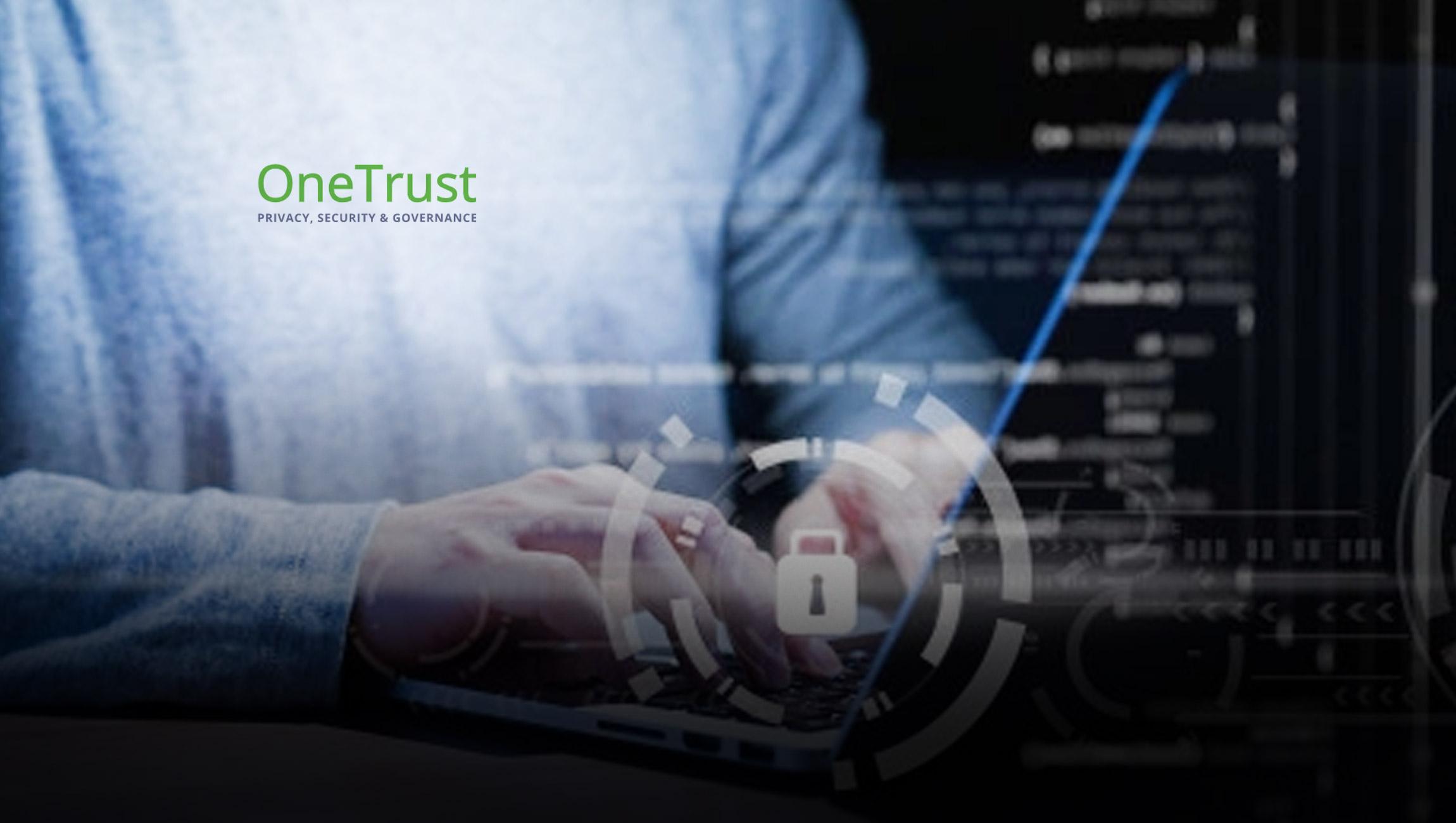 OneTrust Celebrates Five Year Milestone Helping 10,000 Customers Build Trusted Organizations