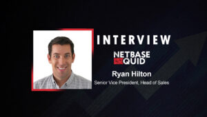 SalesTechStar Interview with Ryan Hilton, Senior Vice President, Head of Sales at NetBase Quid