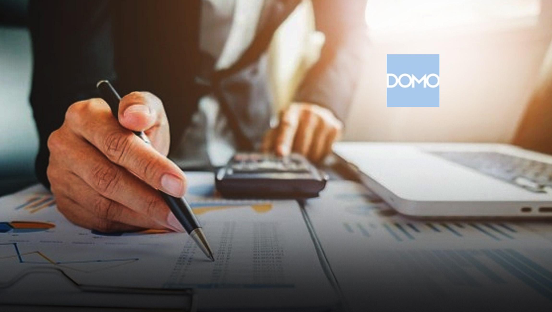 Domo Named a Challenger in 2021 Gartner Magic Quadrant for Analytics and BI Platforms
