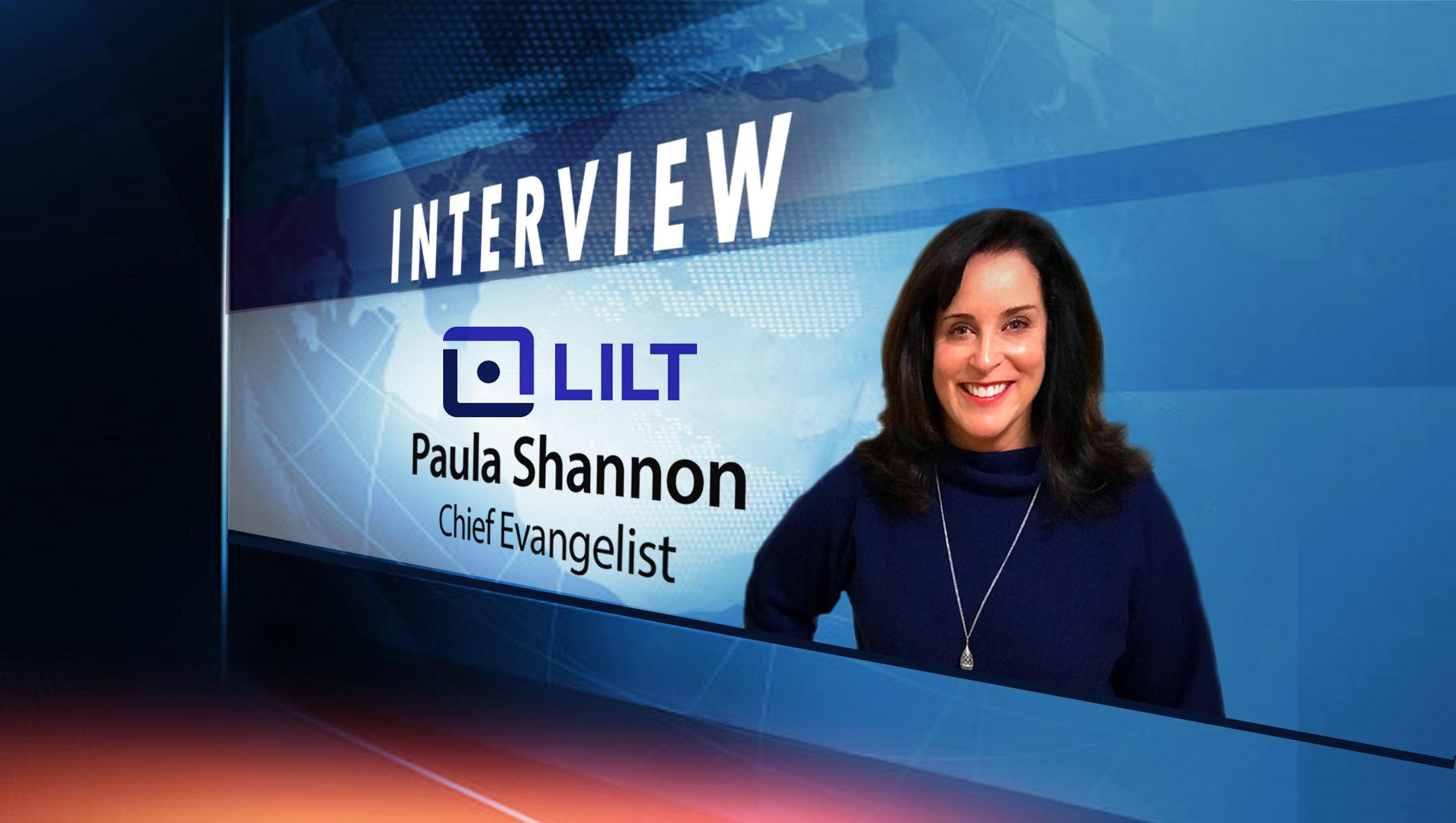 SalesTechStar Interview with Paula Shannon, Chief Evangelist at Lilt
