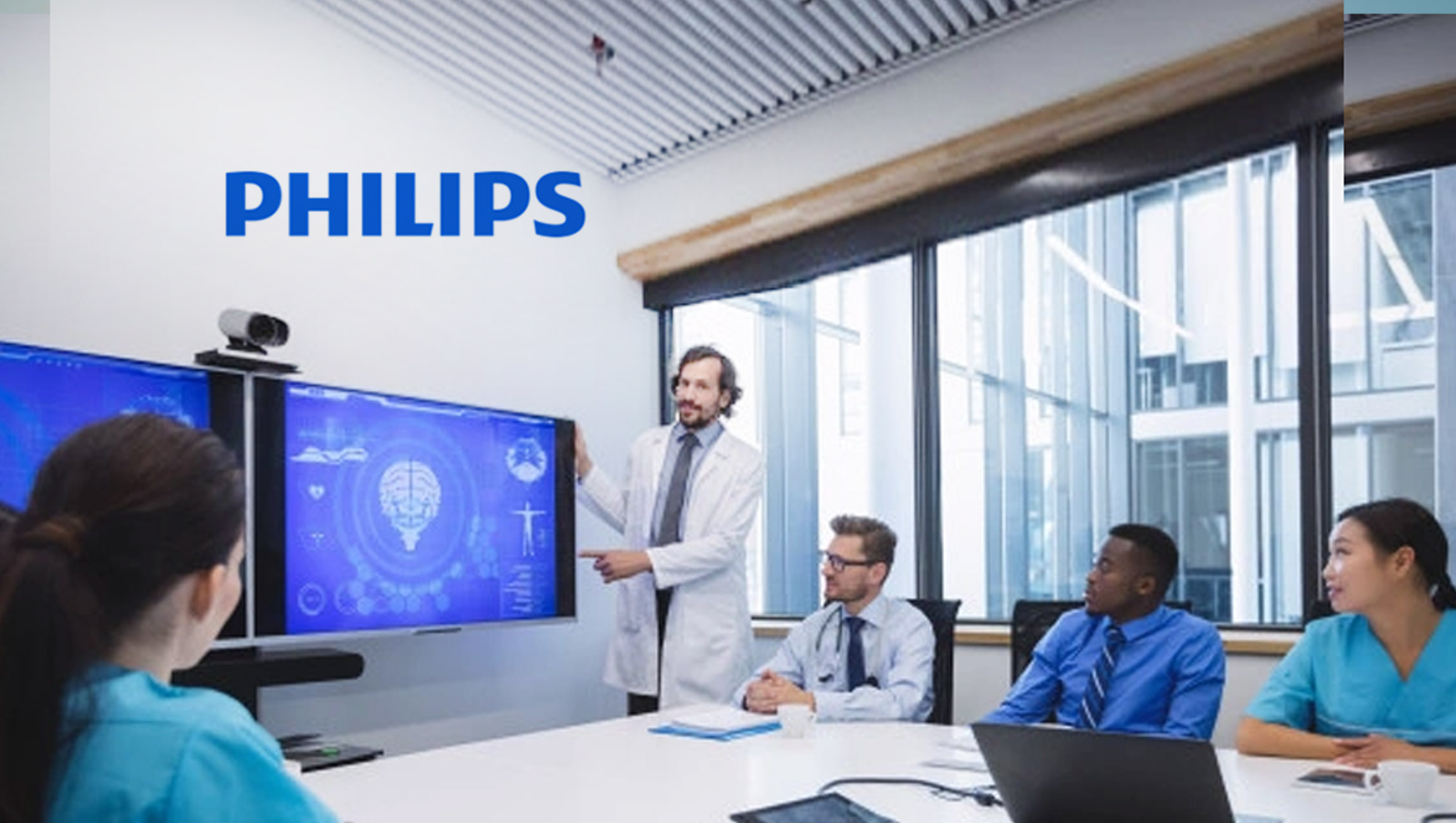Philips Again Recognized as a Clarivate Top 100 Global Innovator