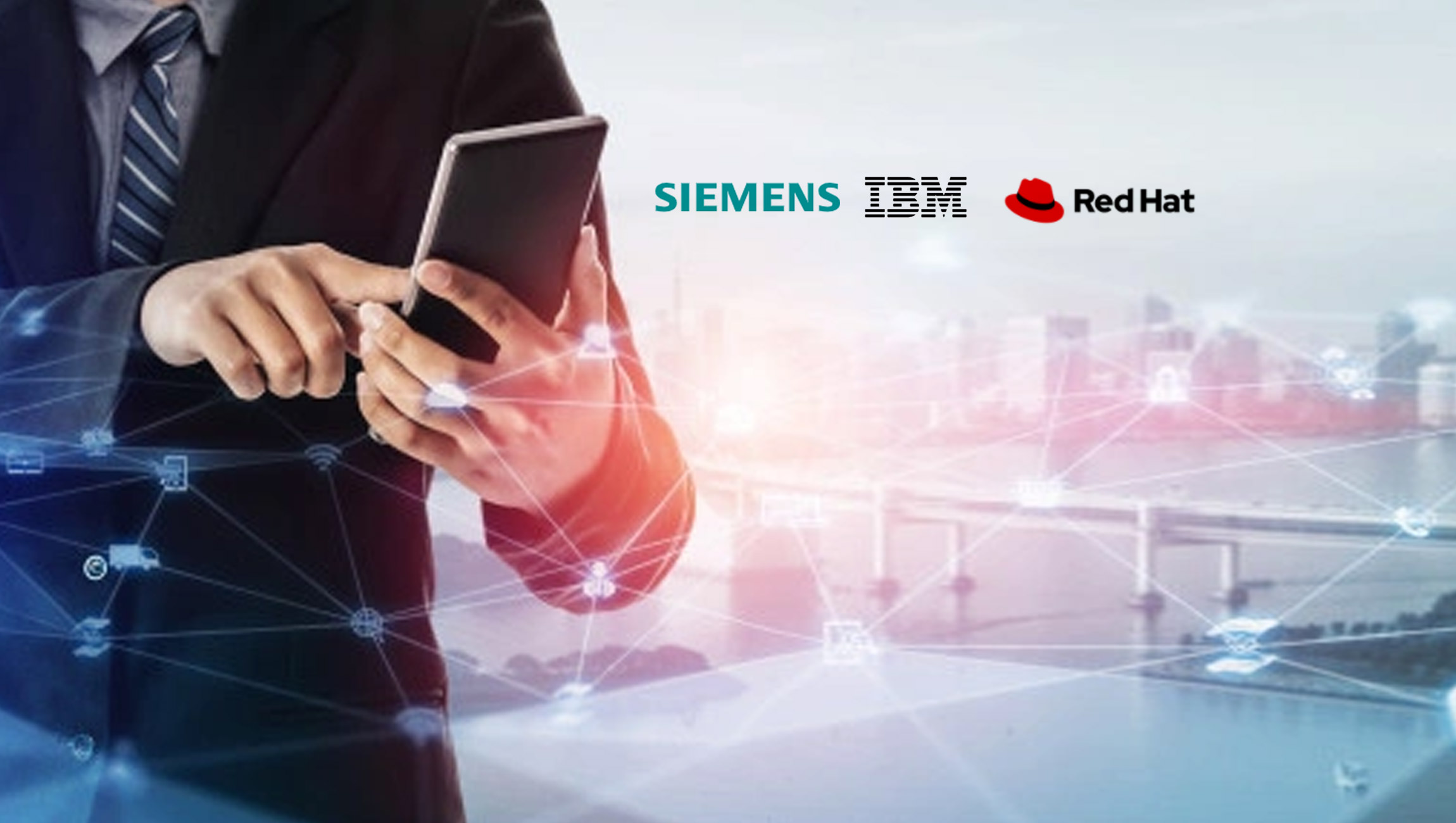Siemens, IBM, Red Hat Launch Hybrid Cloud Initiative to Increase Real-time Value of Industrial IoT Data