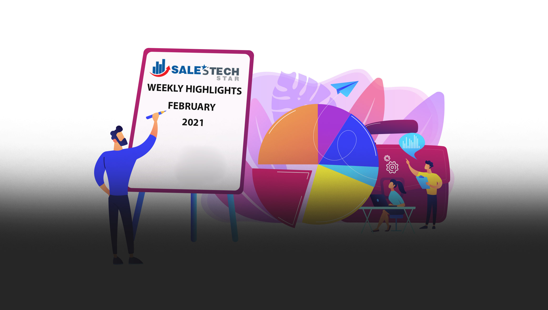 Sales Technology Highlights of The Week: 15-February-2021: Featuring Sisense, Alteryx, IBM, WPP and Hewlett Packard!