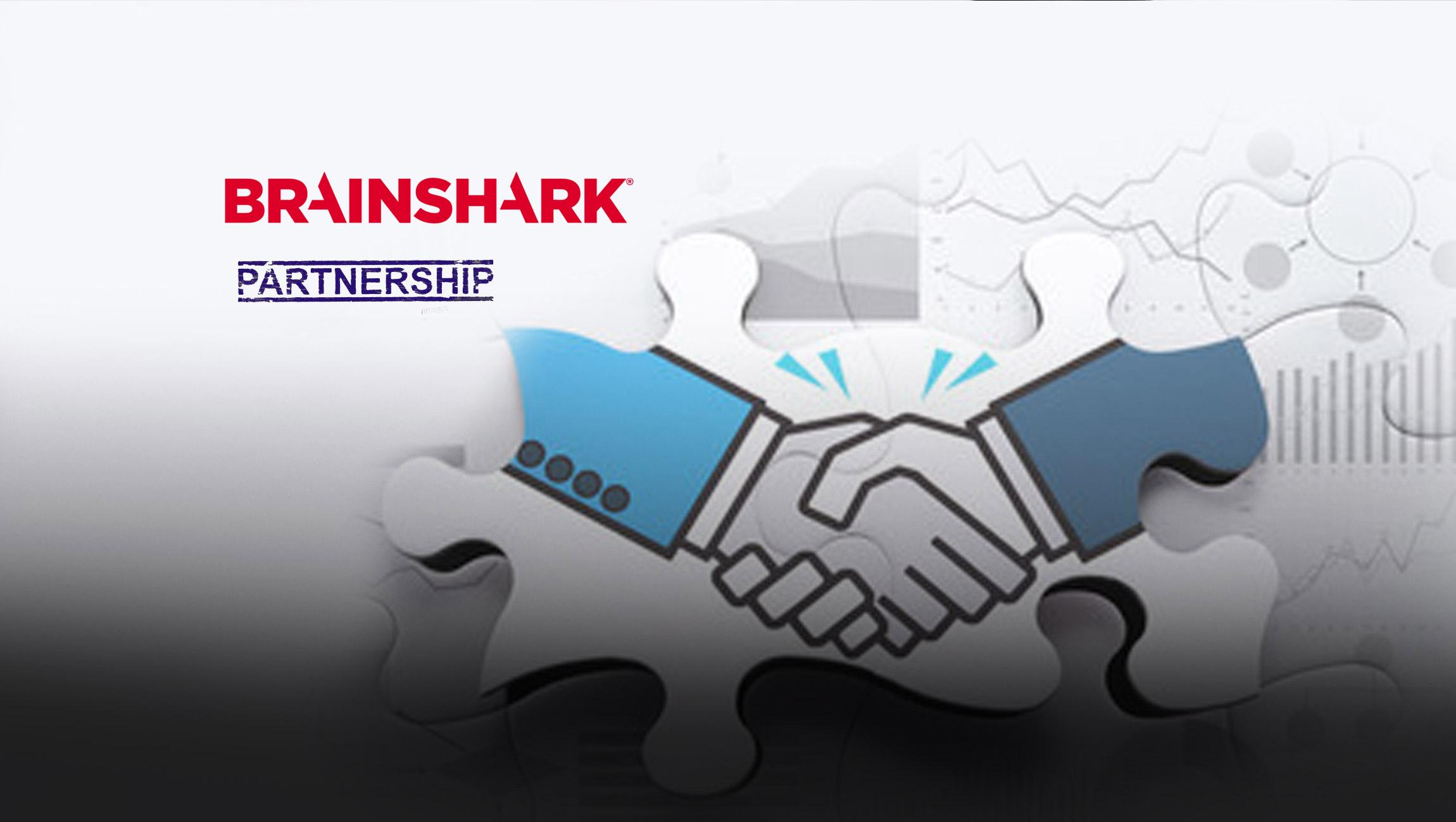 Brainshark Announces New Partnerships to Enhance Sales Training