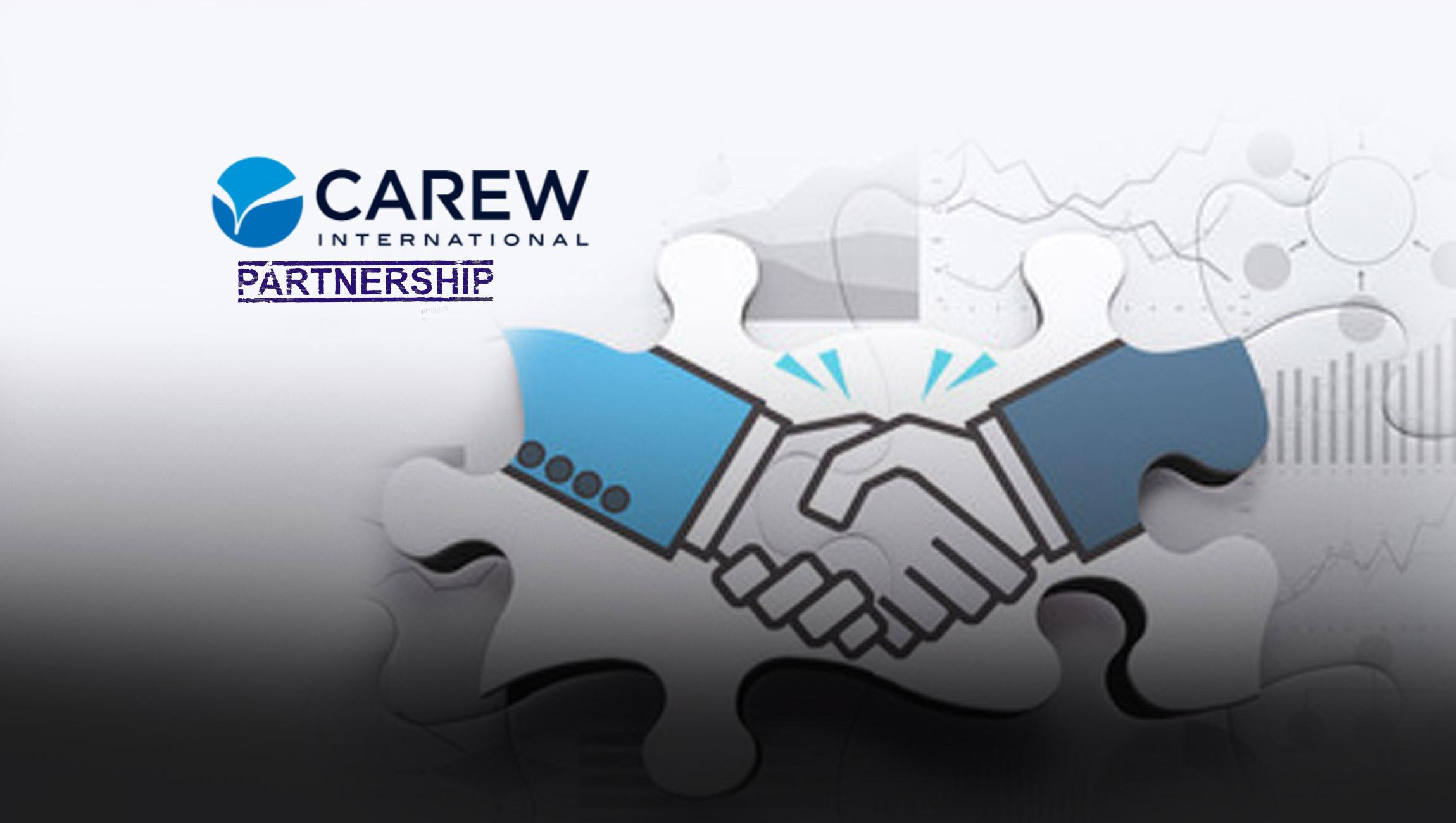 Carew International Enhances Virtual Training Through Two Strategic Partnerships