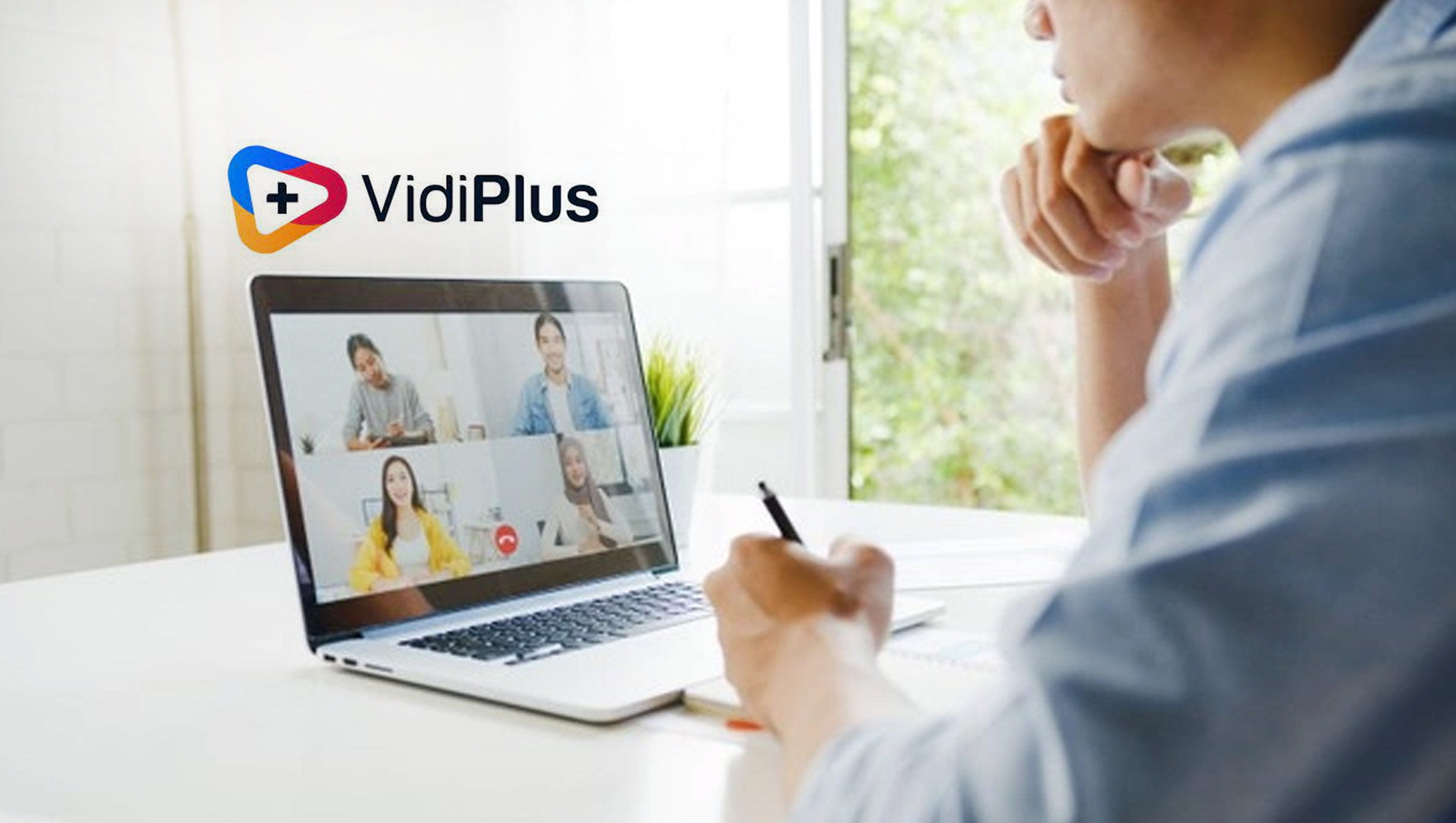 VidiPlus Comes Out of Stealth to Offer Engaging Virtual Meeting Experiences for Sales and Marketing Professionals