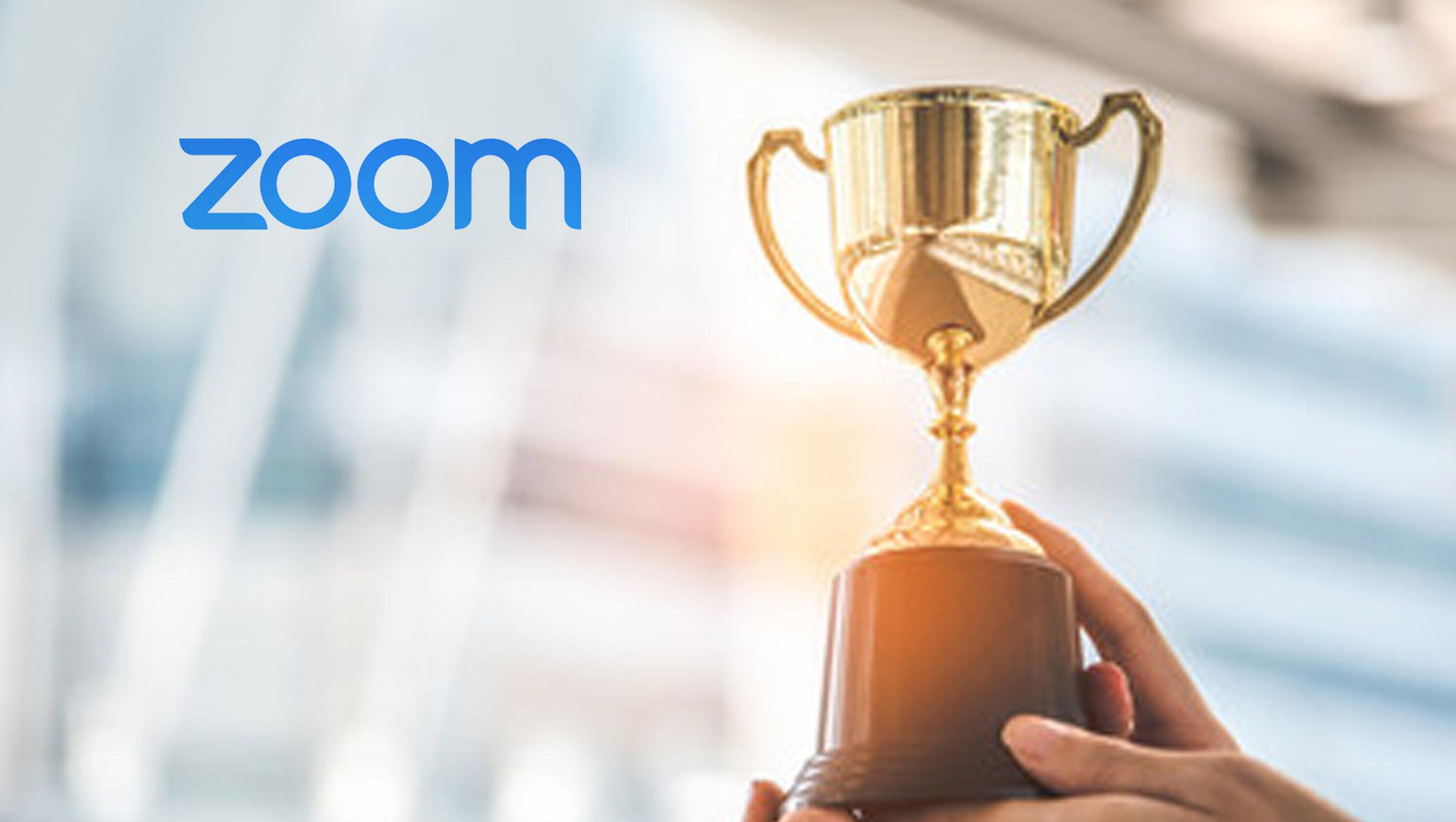Zoom Announces EdInnovation Award Recipients