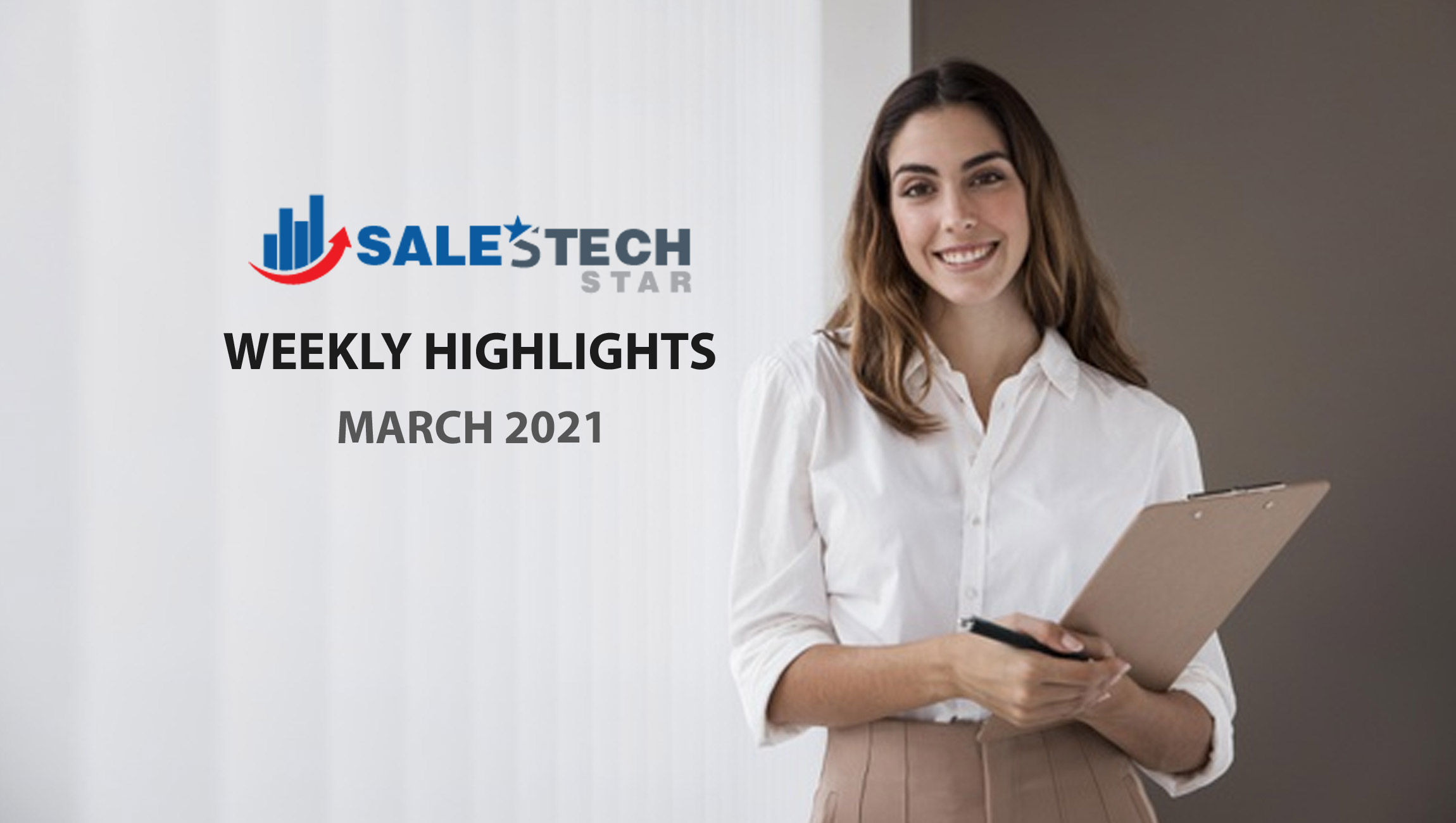 Sales Technology Highlights of The Week: 02-March-2021: Featuring ZoomInfo, IBM, Octopai, GoDaddy!