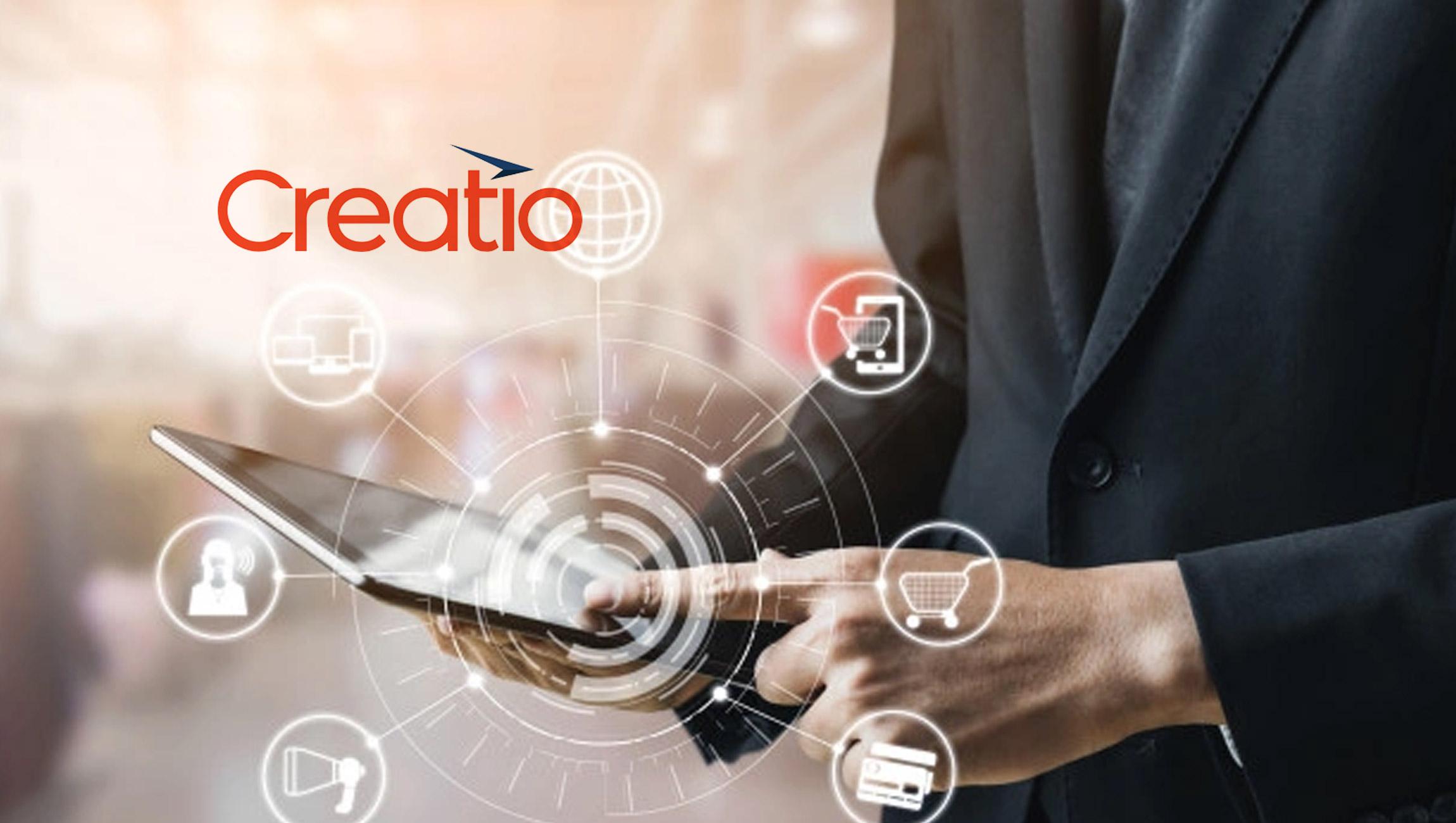 Creatio Announces Hackathon to Highlight the Power of No-code for Application Development