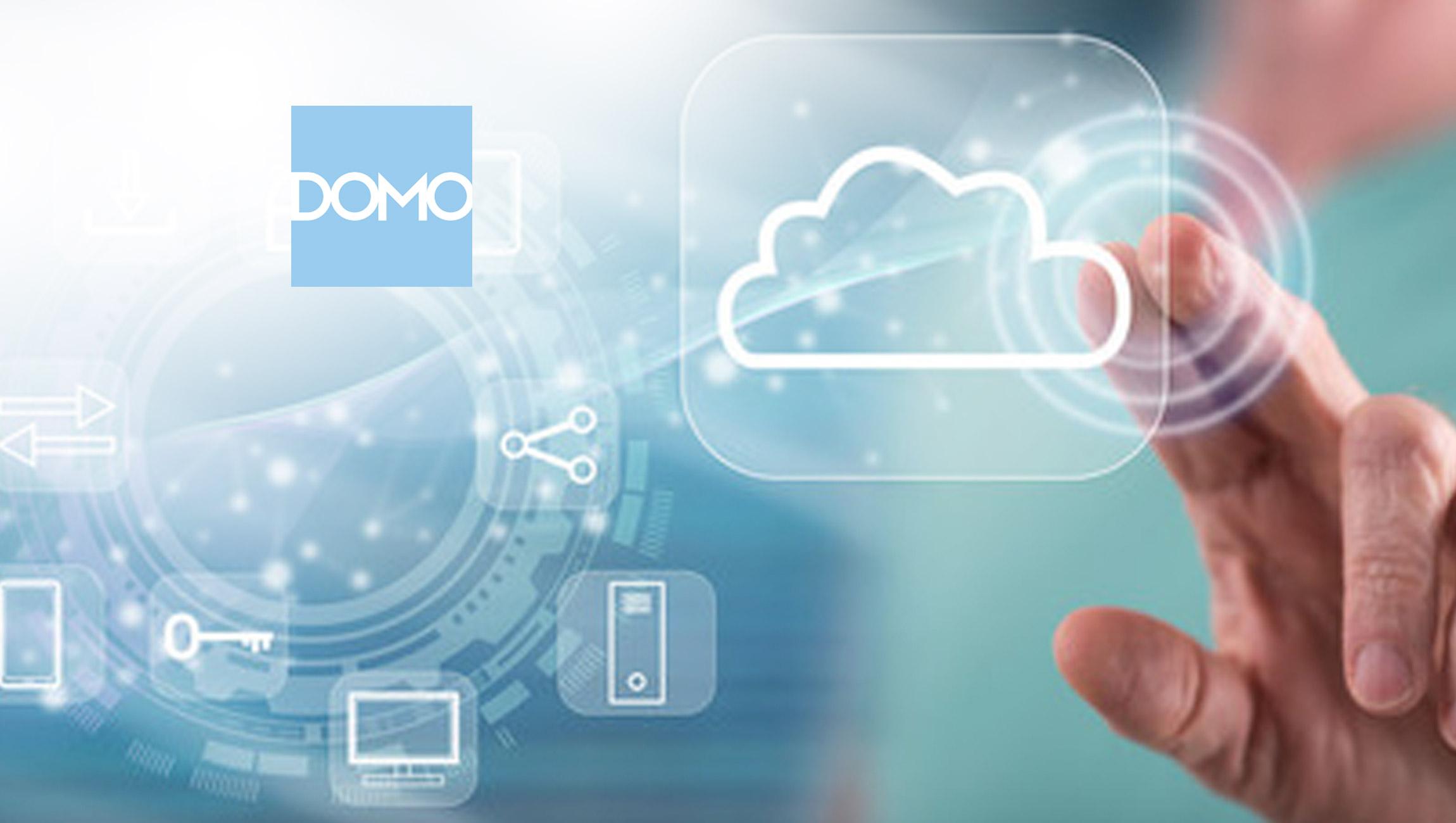 Domo Named Top Ranked Vendor in Dresner Advisory Services' 2021 Self-Service Business Intelligence Market Study