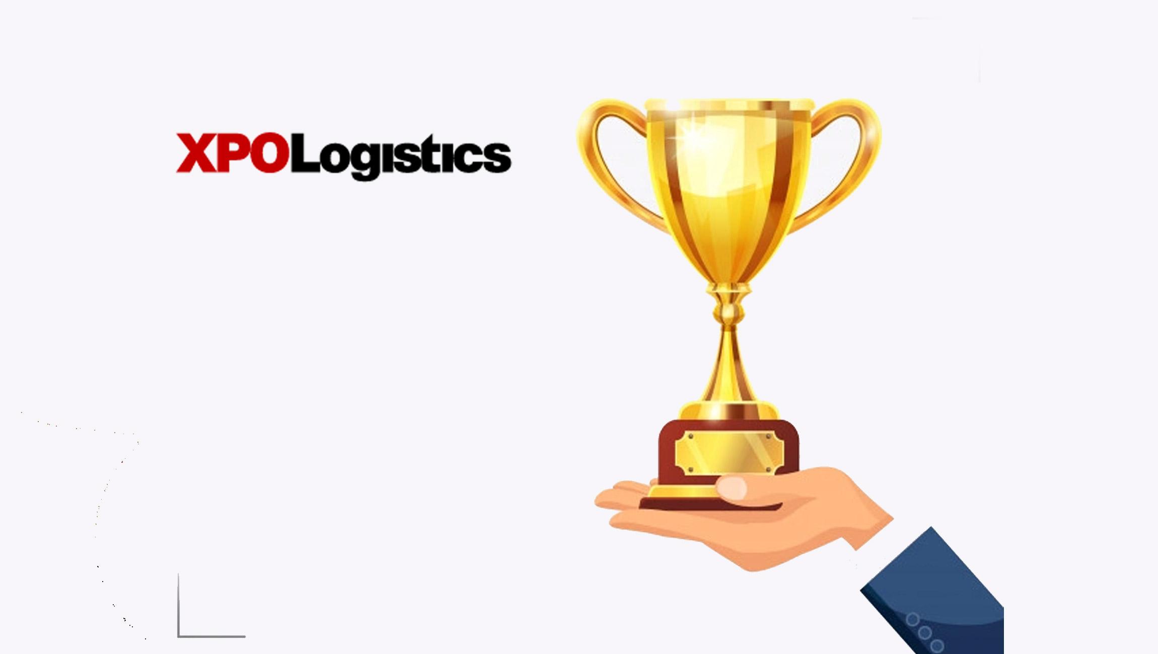 XPO Logistics Receives Intel Award for COVID-19 Response