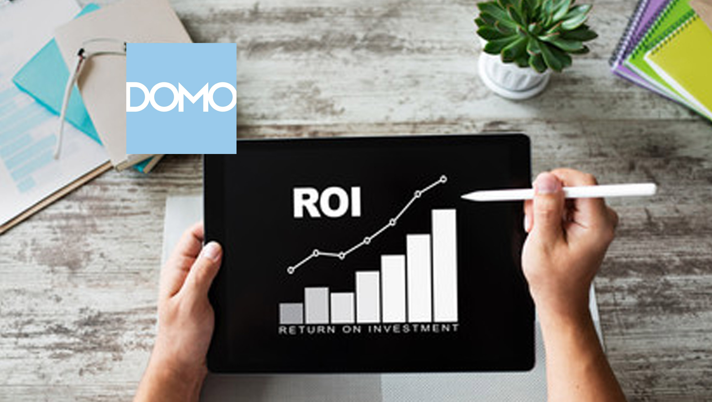 Domo-Delivers-an-ROI-of-345-Percent-According-to-Independent-Research-Firm-Analysis