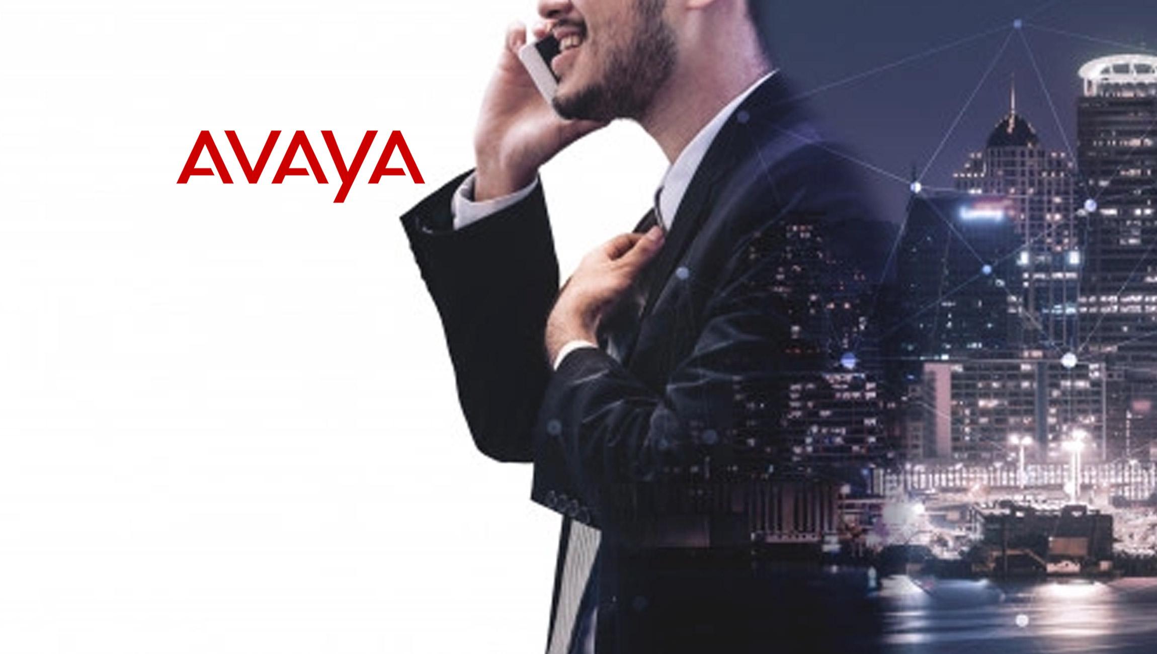 Avaya Announces Avaya OneCloud for Service Cloud on Salesforce AppExchange, the World's Leading Enterprise Cloud Marketplace