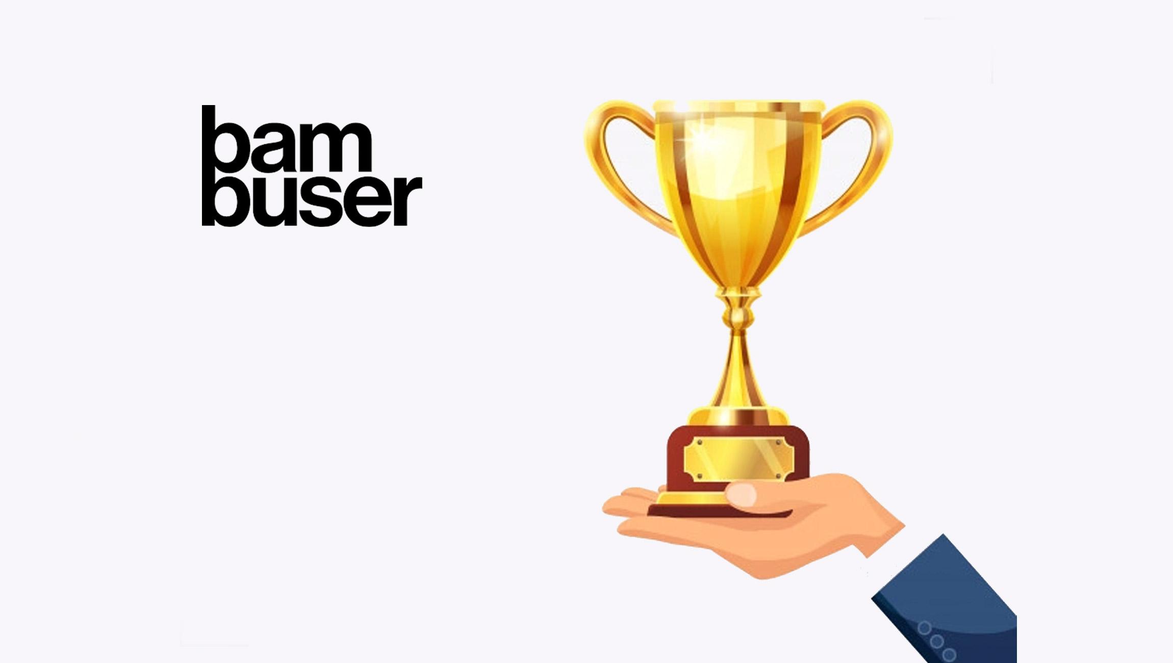 Bambuser Wins 2021 LVMH Innovation Award
