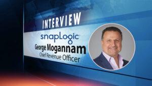 SalesTechStar Interview with George Mogannam, Chief Revenue Officer at SnapLogic