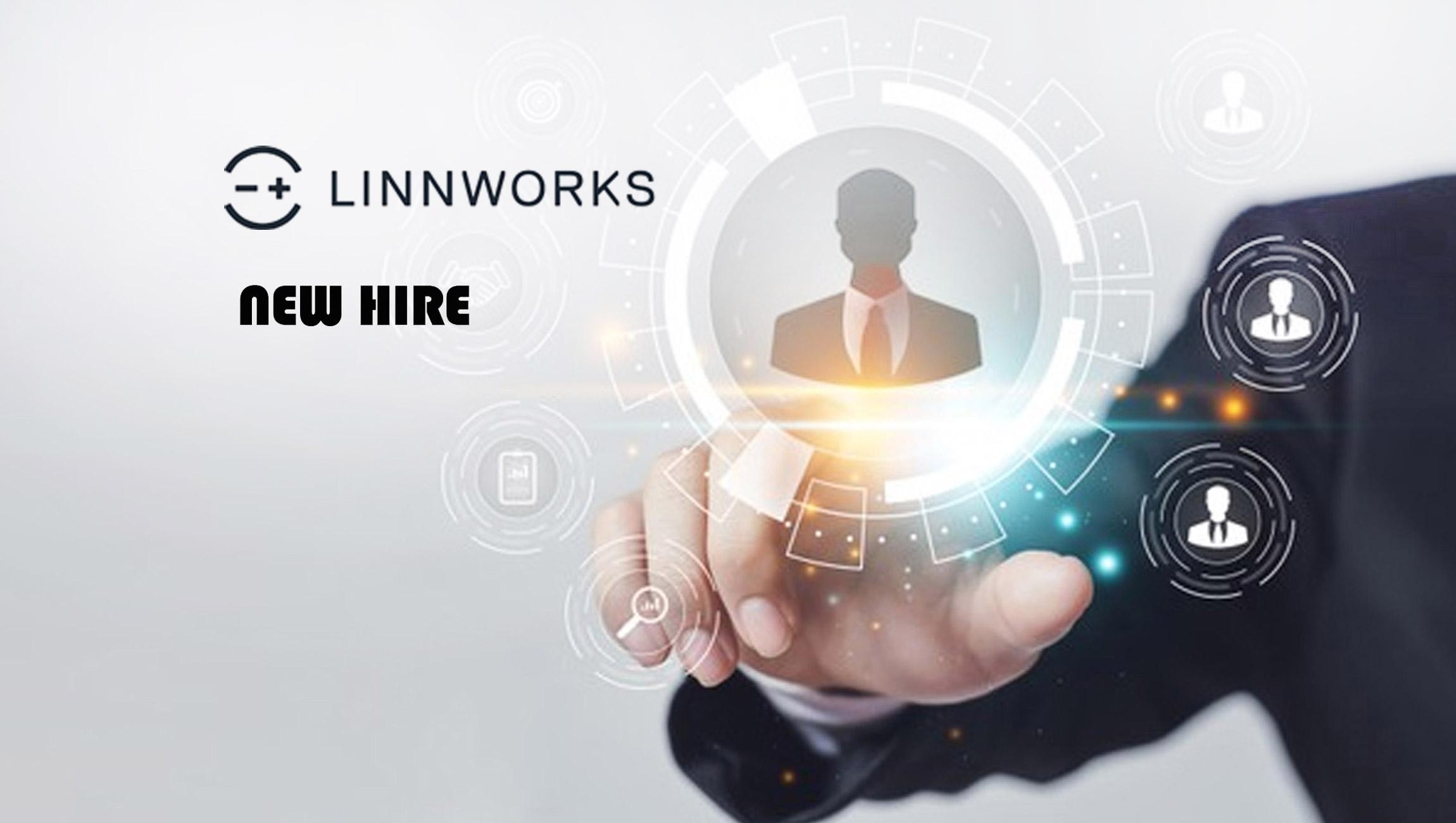 Linnworks Announces Simon Curd as Vice President Product