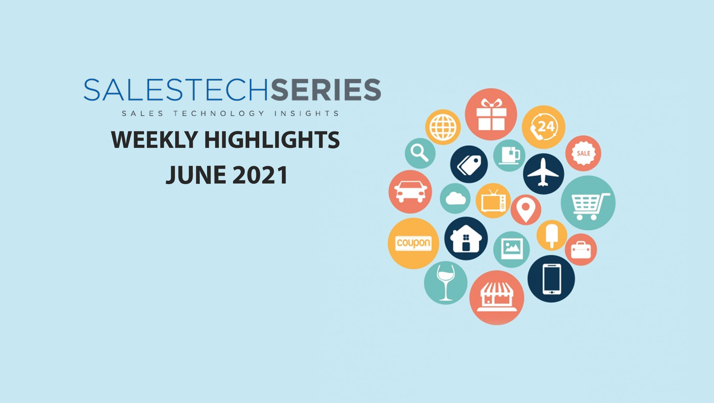 Sales Technology Highlights of The Week: Featuring LiveVox, Aircall, G2, Spiff