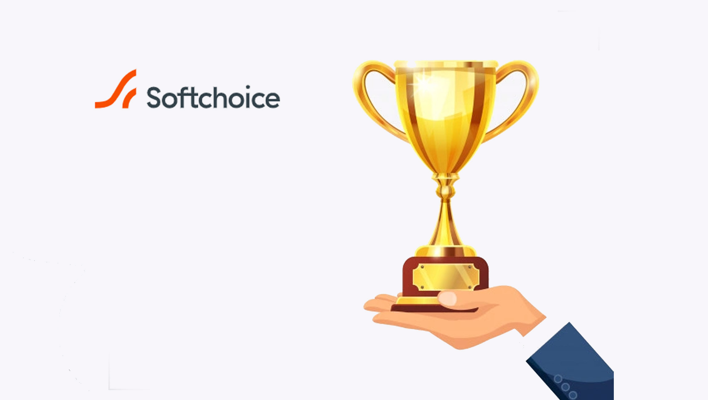 Softchoice Named Winner of North America VMware 2021 Partner Lifecycle Services Award