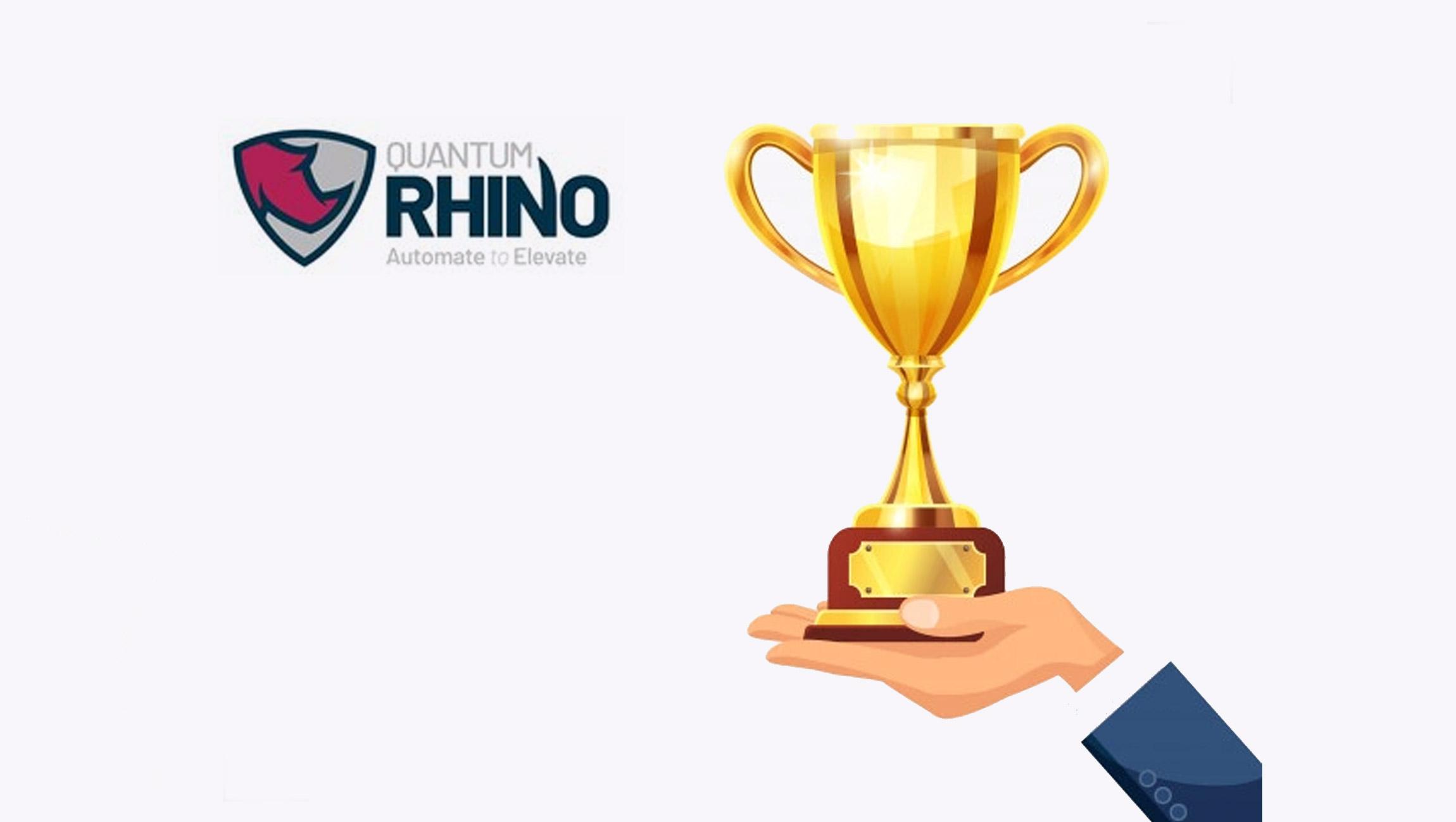 Automation-Startup-QuantumRhino-Wins-2021-Nintex-Partner-Award