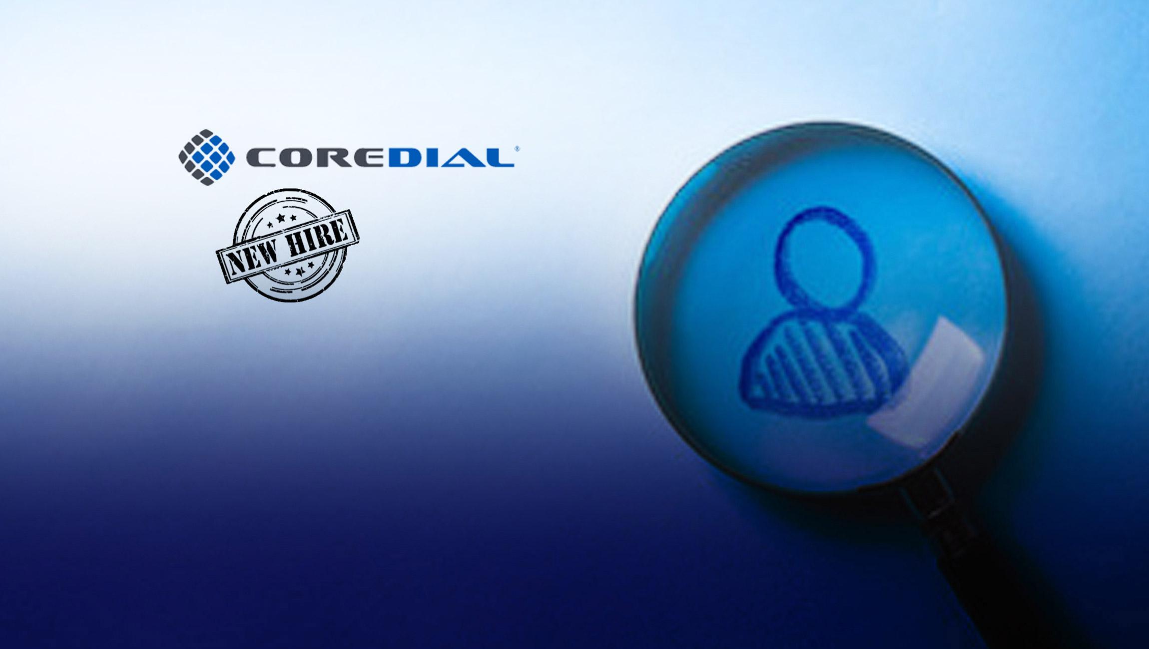 CoreDial Names Jason Harper Chief Technology Officer
