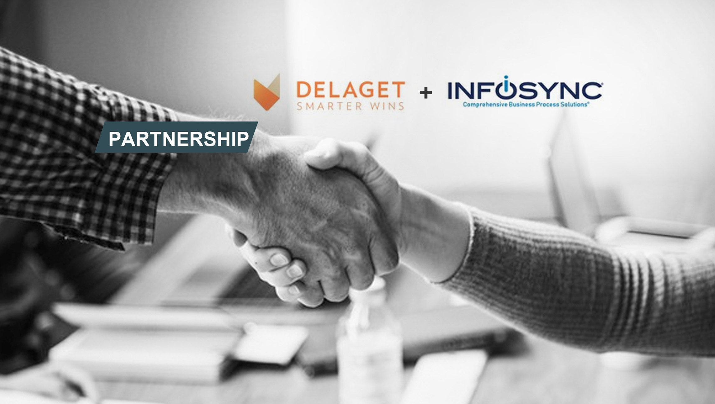 Delaget and InfoSync Announce Partnership