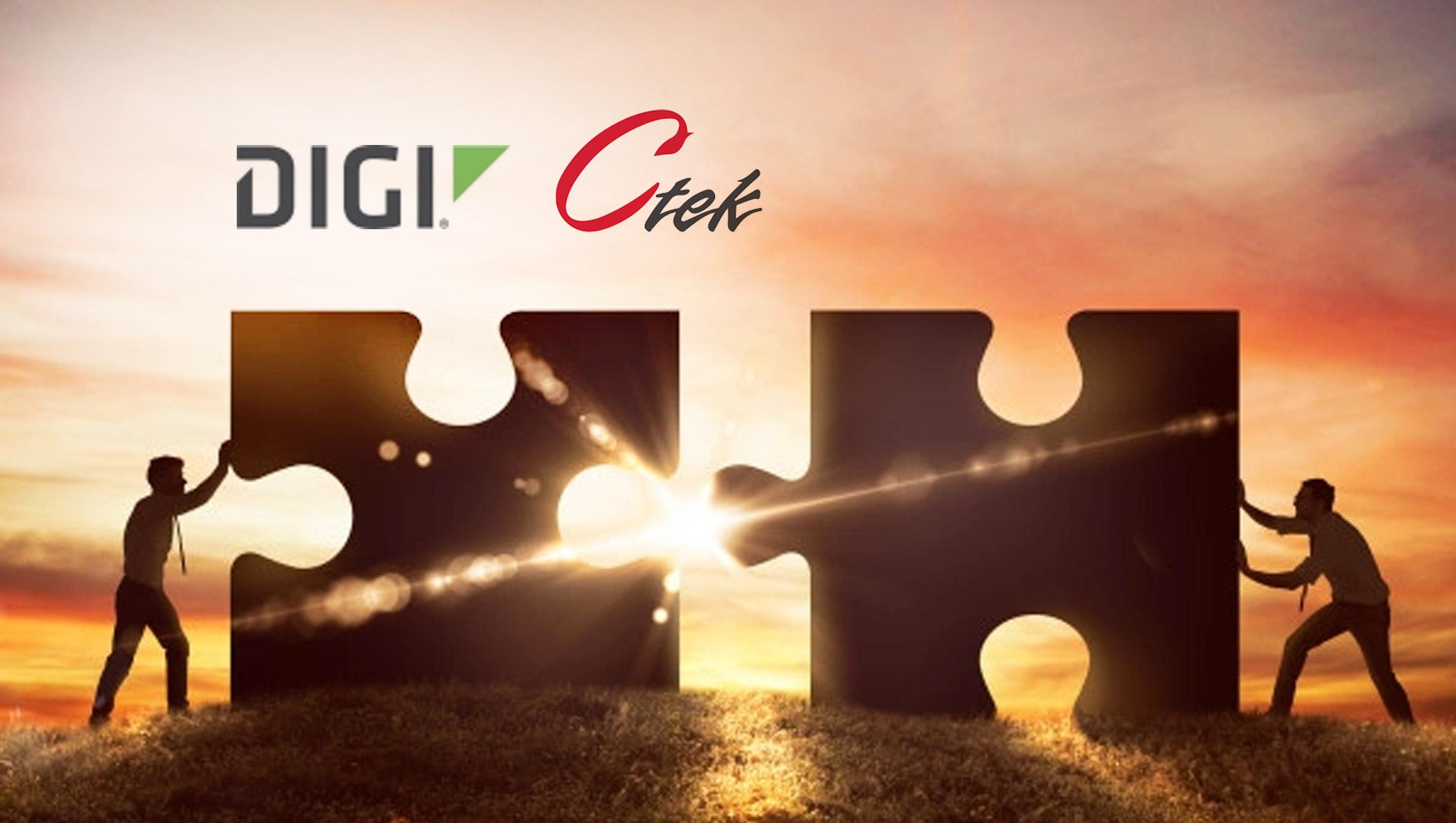 Digi International Acquires Ctek