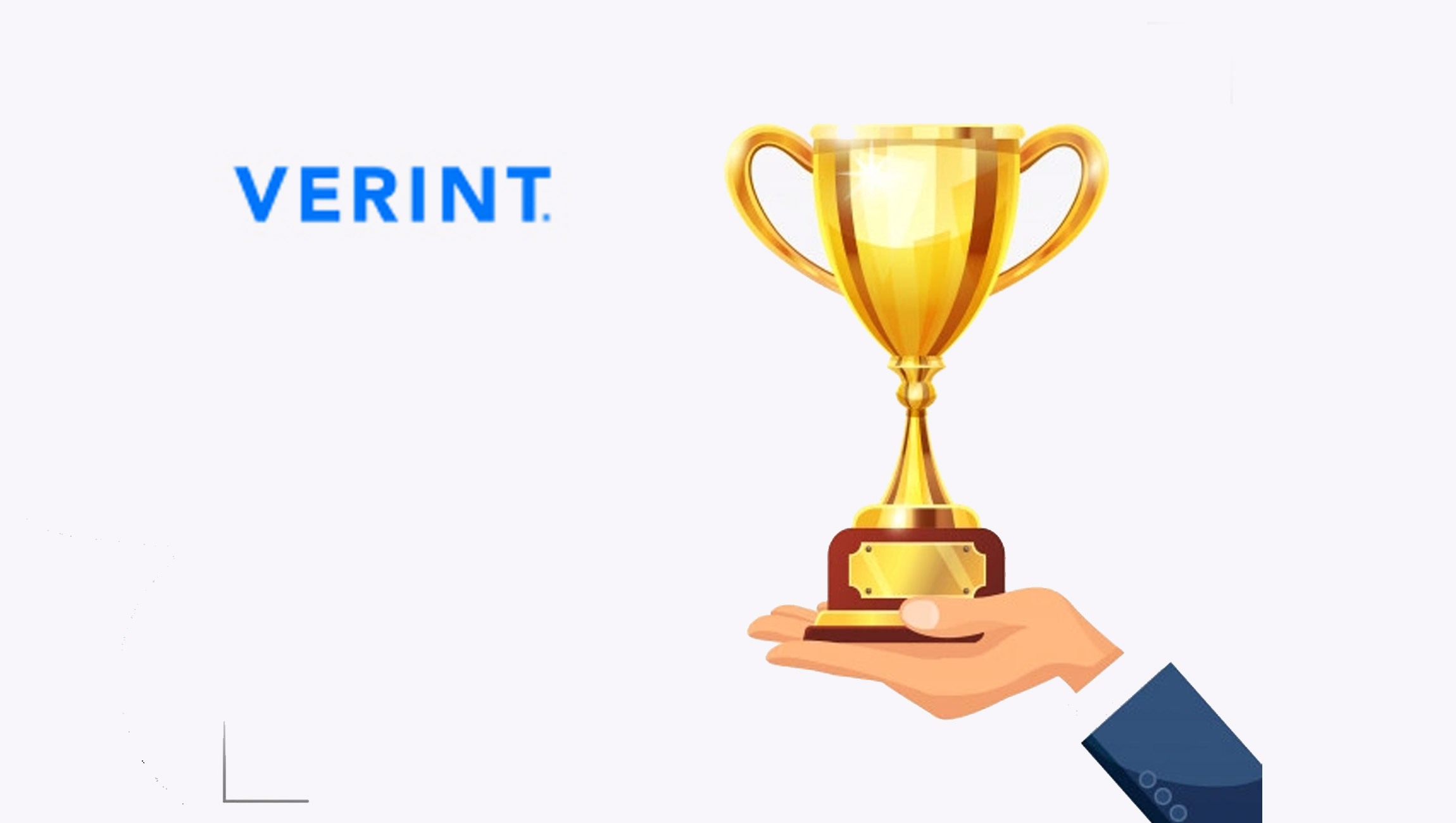For the Fourth Consecutive Year, Verint Wins AI Breakthrough Award for Excellence and Innovation