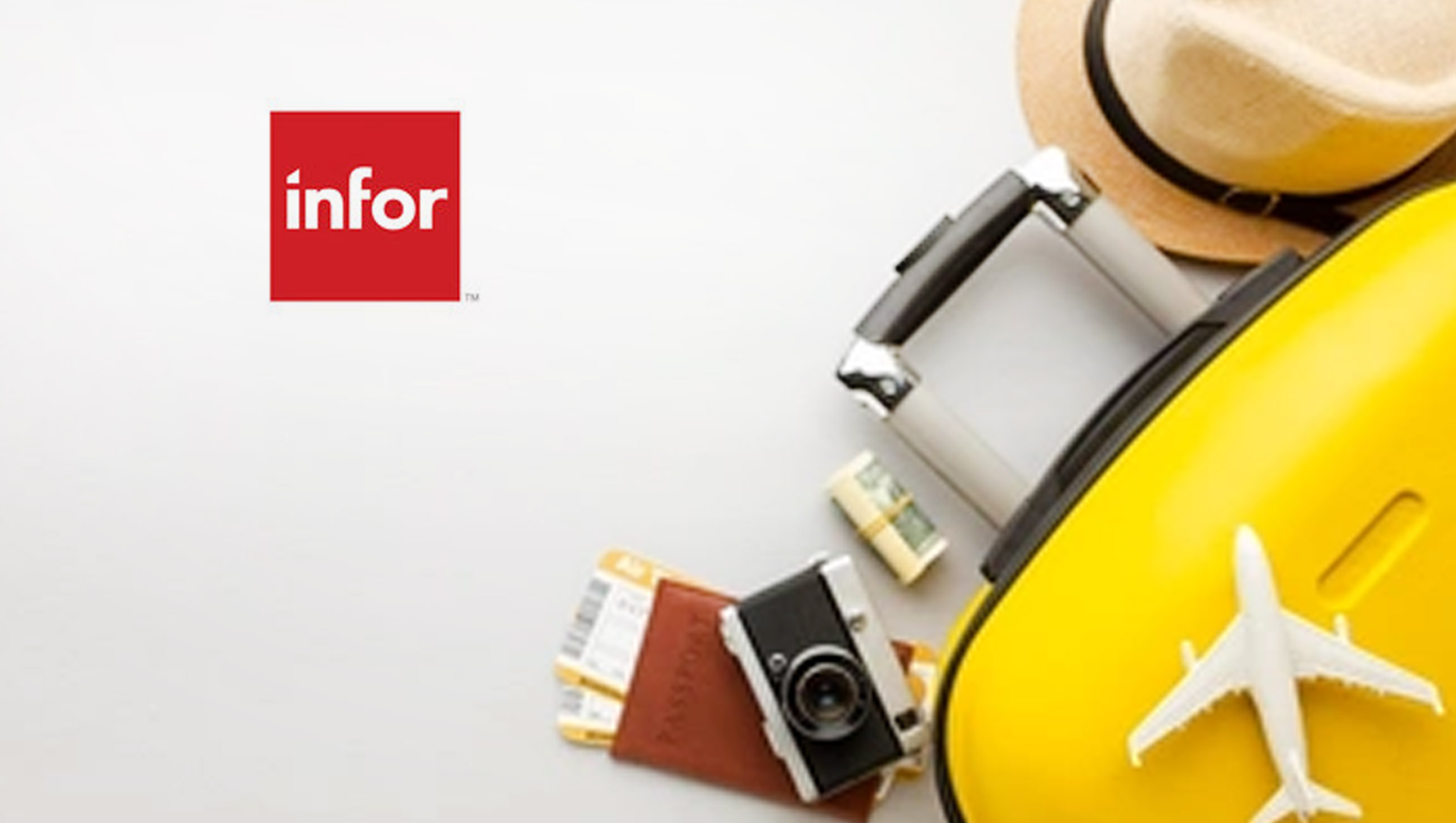 Infor Achieves AWS Travel and Hospitality Competency Designation